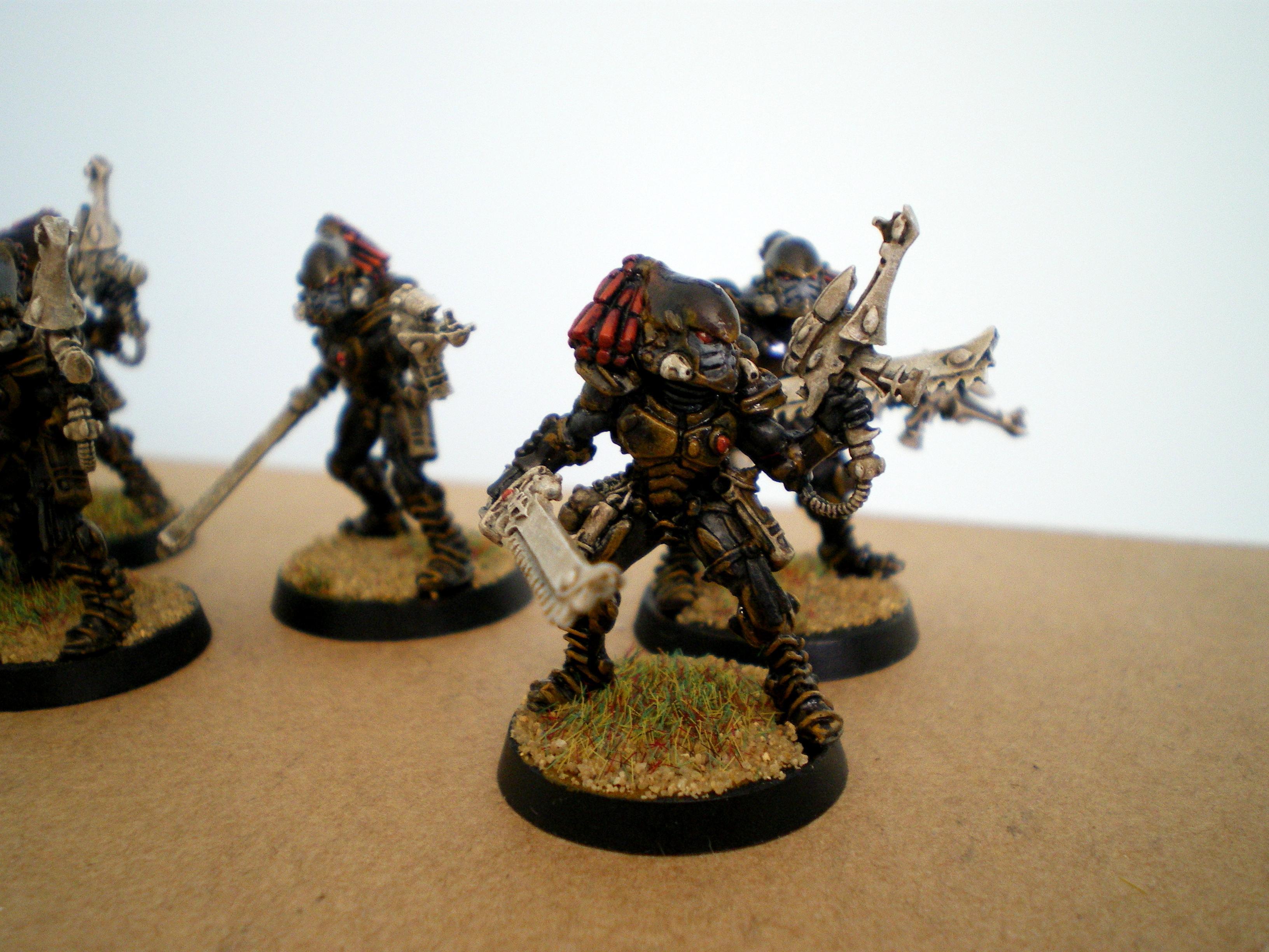 Striking Scorpions