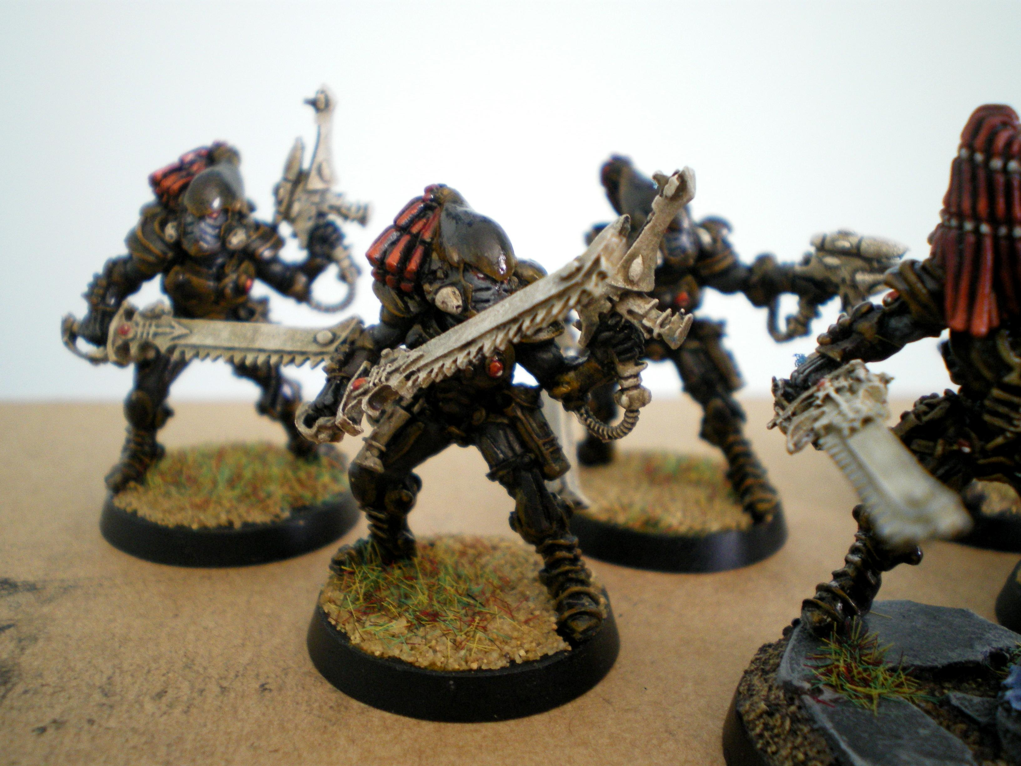 Eldar, Striking Scorpions