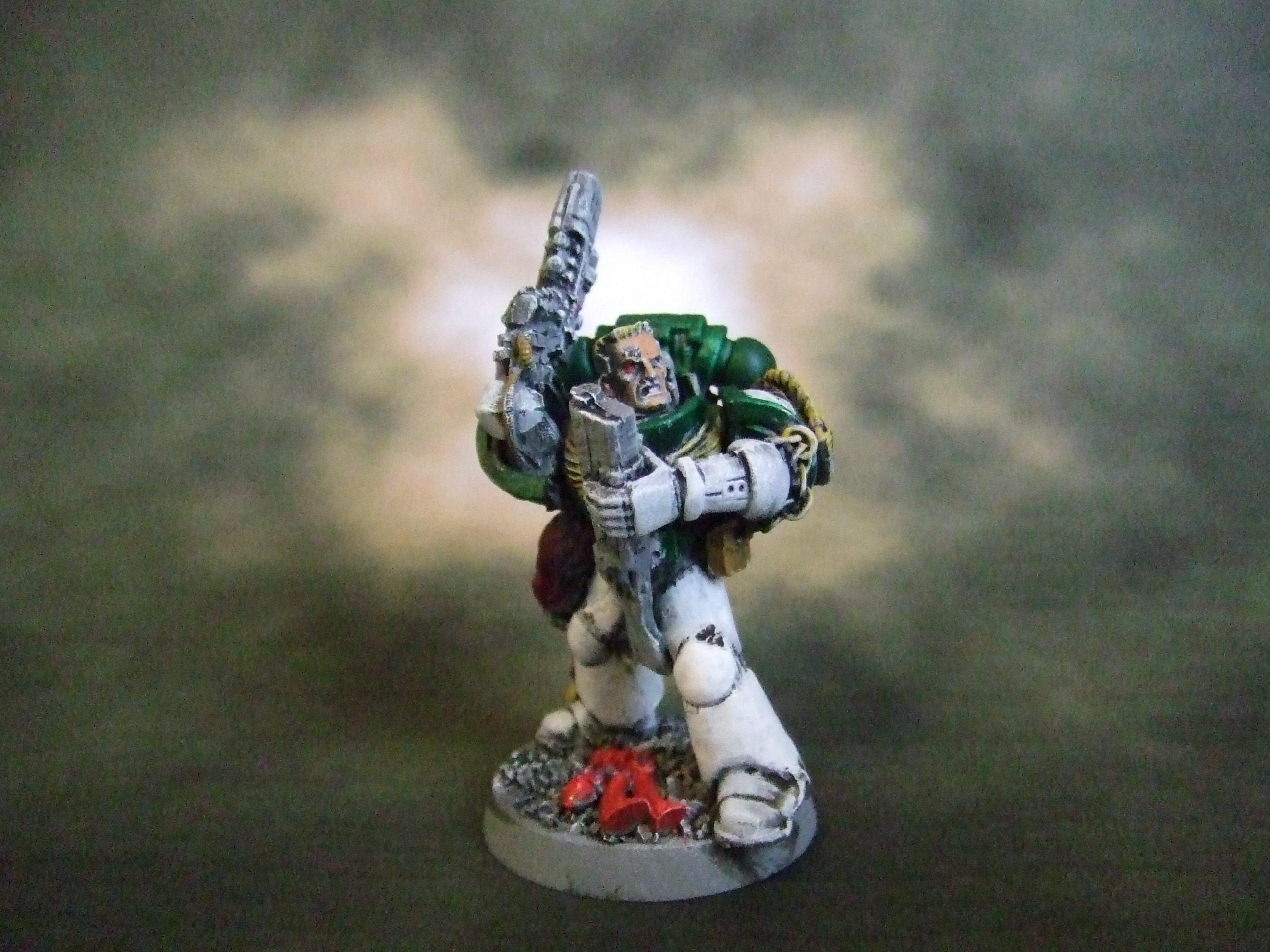 Gms, Mentor Legion, Space Marines, Straken