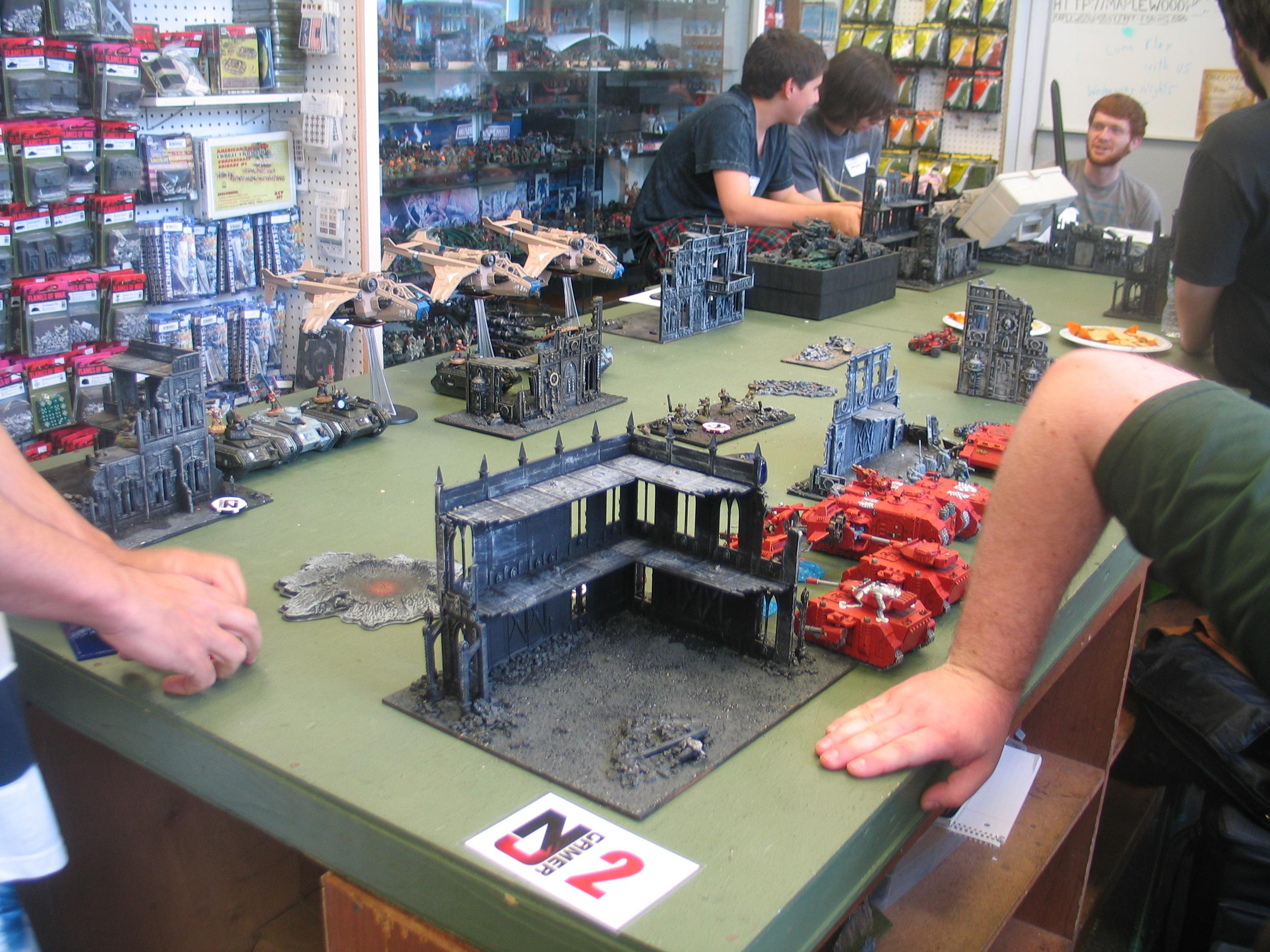 Maplewood Hobby Rtt, Warhammer 40,000