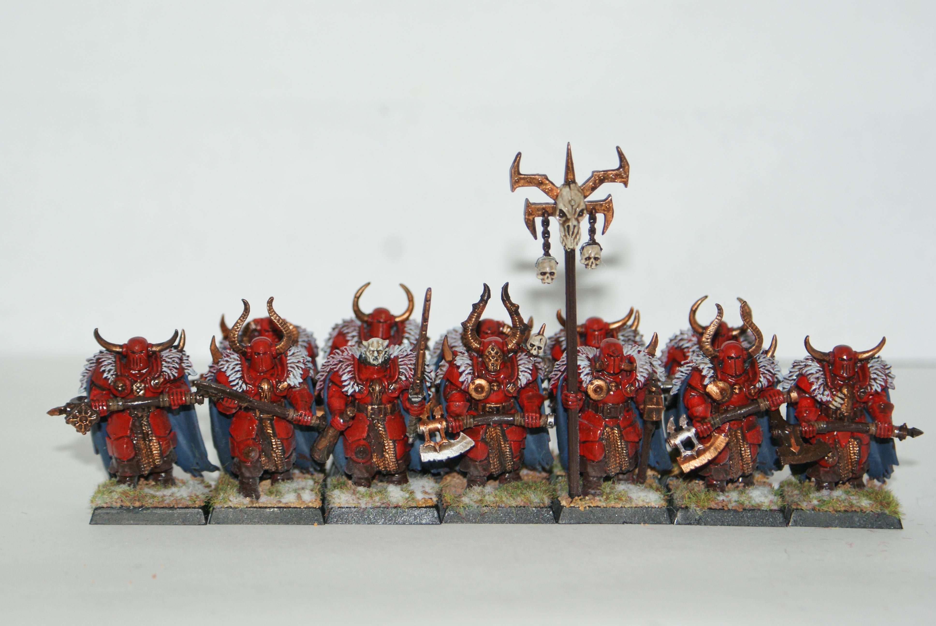Chaos, Khorne, Warriors Of Chaos
