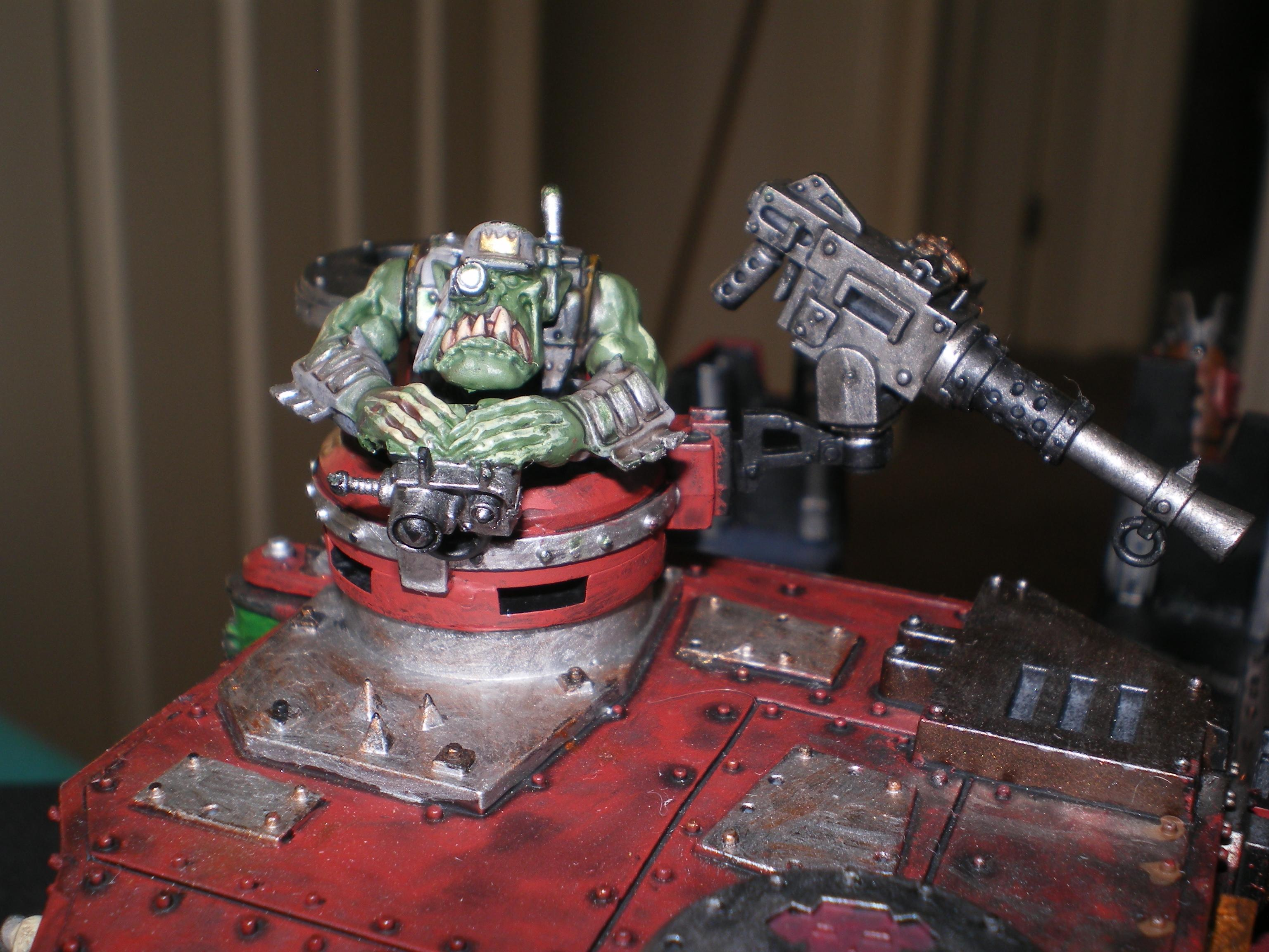 Battlewagon, Big Shoota, Orks