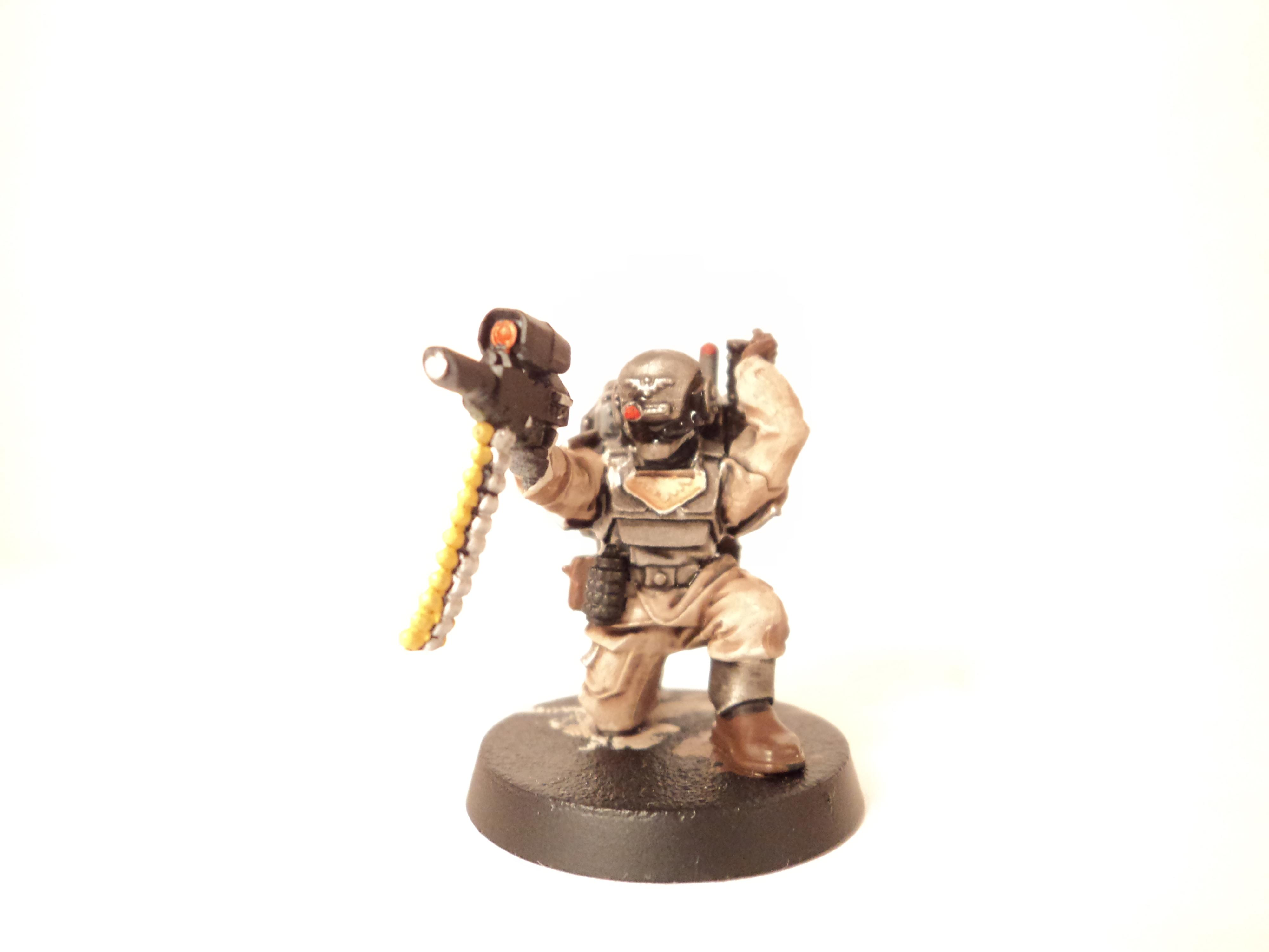 Ammobelt, Commando, Conversion, Imperial Guard, Marbo