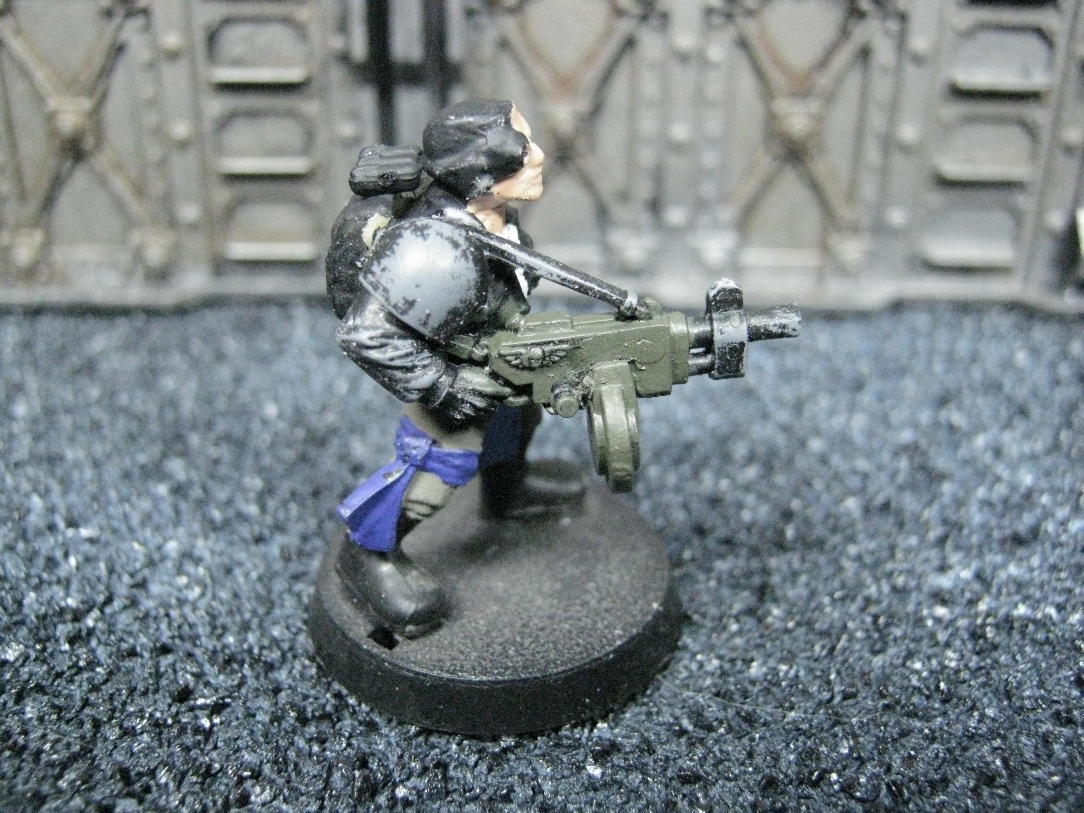 Chaos, Chaos Cultists, Traitor Guard, Warhammer 40,000