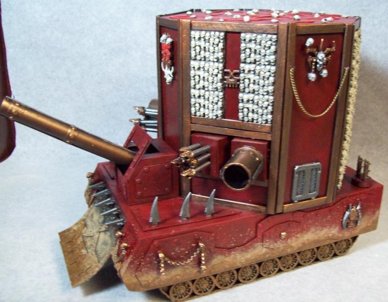 Chaos Space Marines, Khorne, Super Heavy Vehicle, Vehicle, Warhammer 40,000