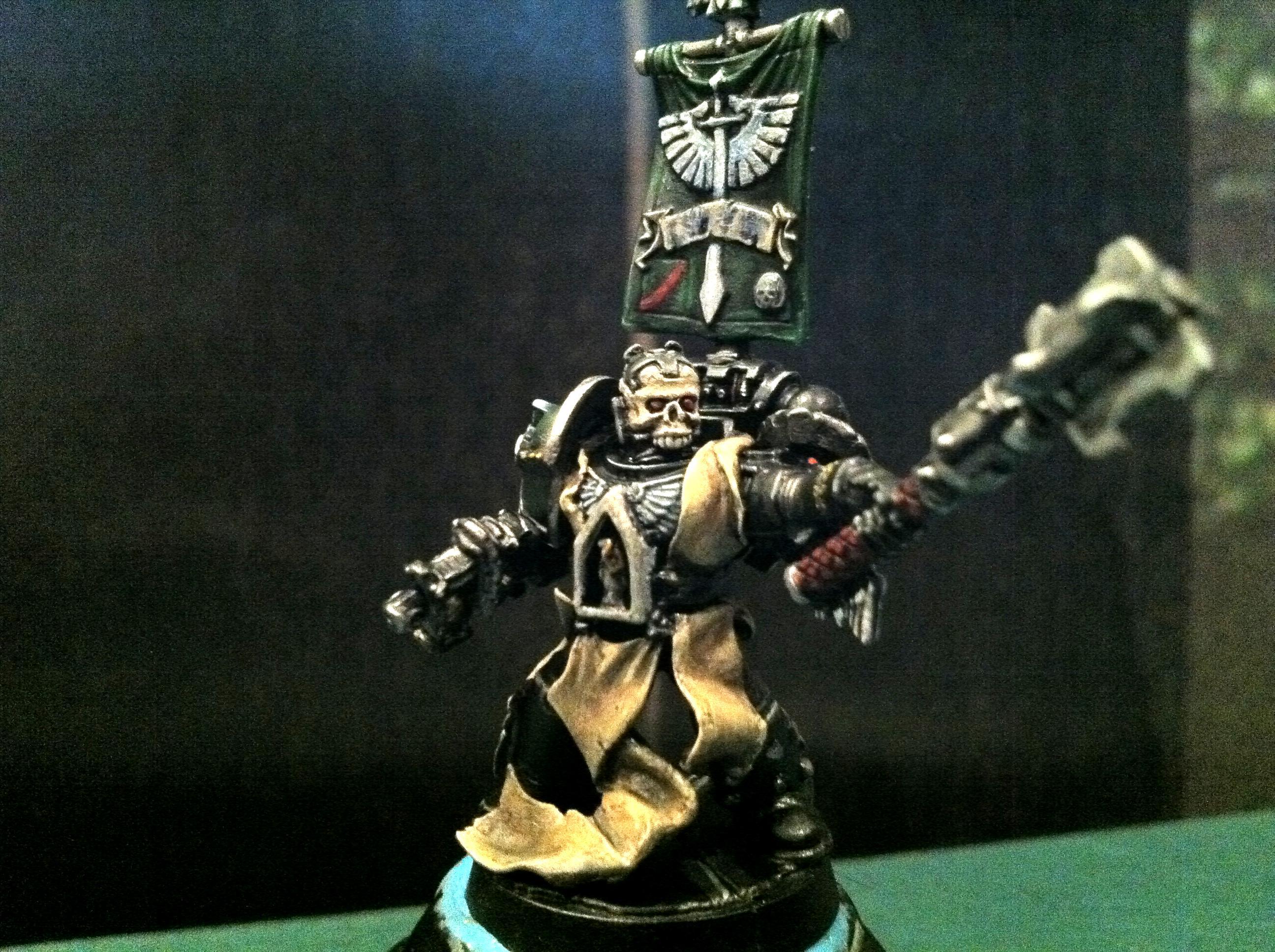 dark angel chaplain finished