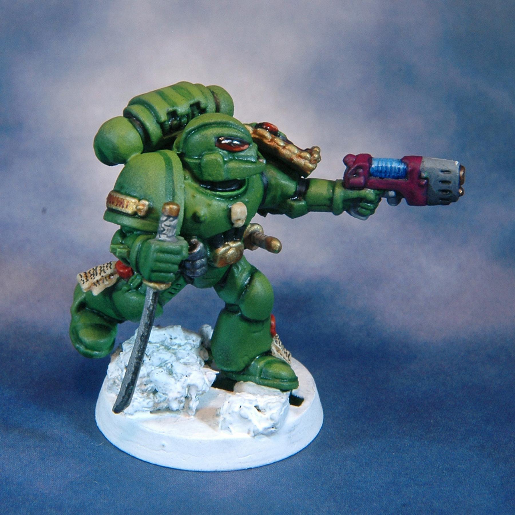 Gms, Space Marines, Warhammer 40,000