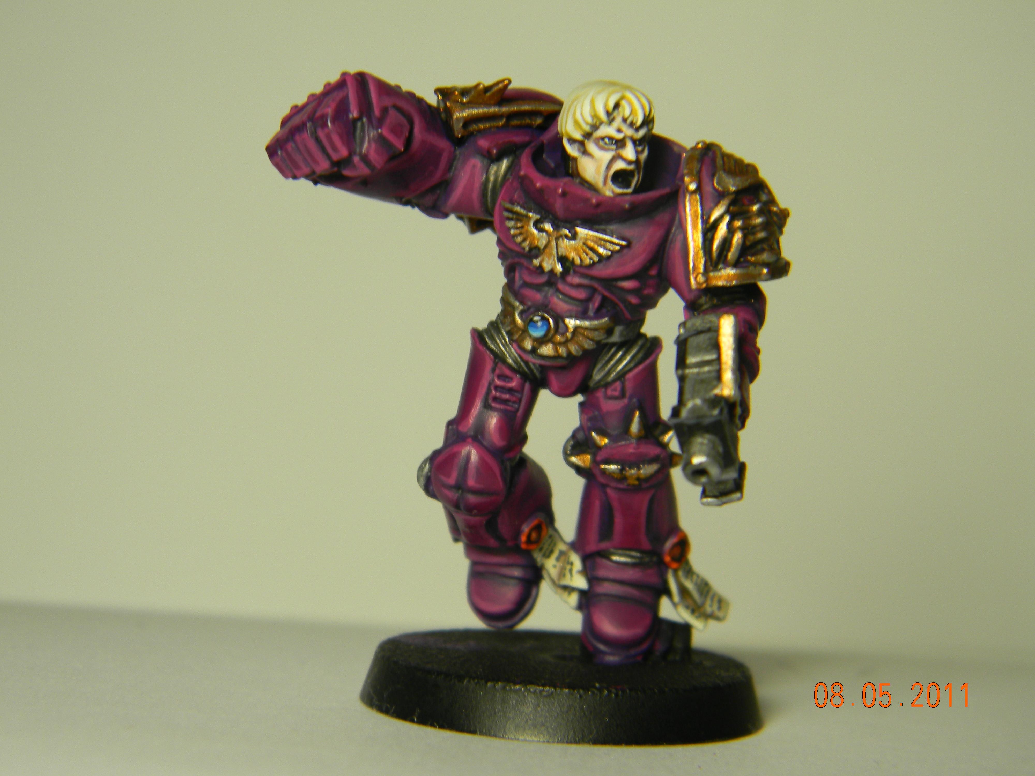 Emperor's Children, Pre Heresy, Space Marines