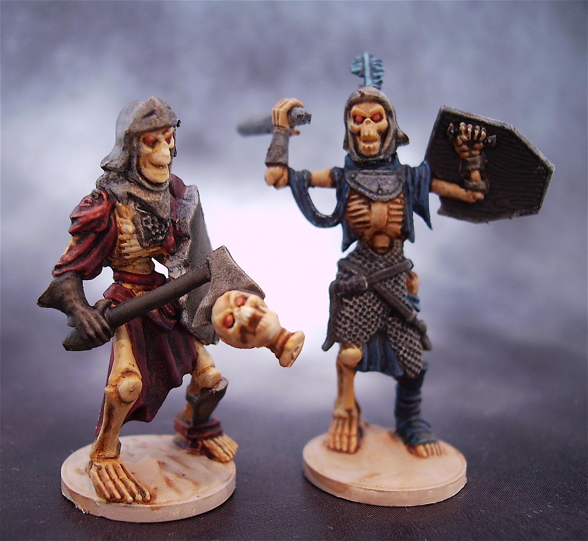 Dwarf's Hold, Dwarfs Hold, Dwarves, Mantic, Skeletons, Skellies, Skellingtons