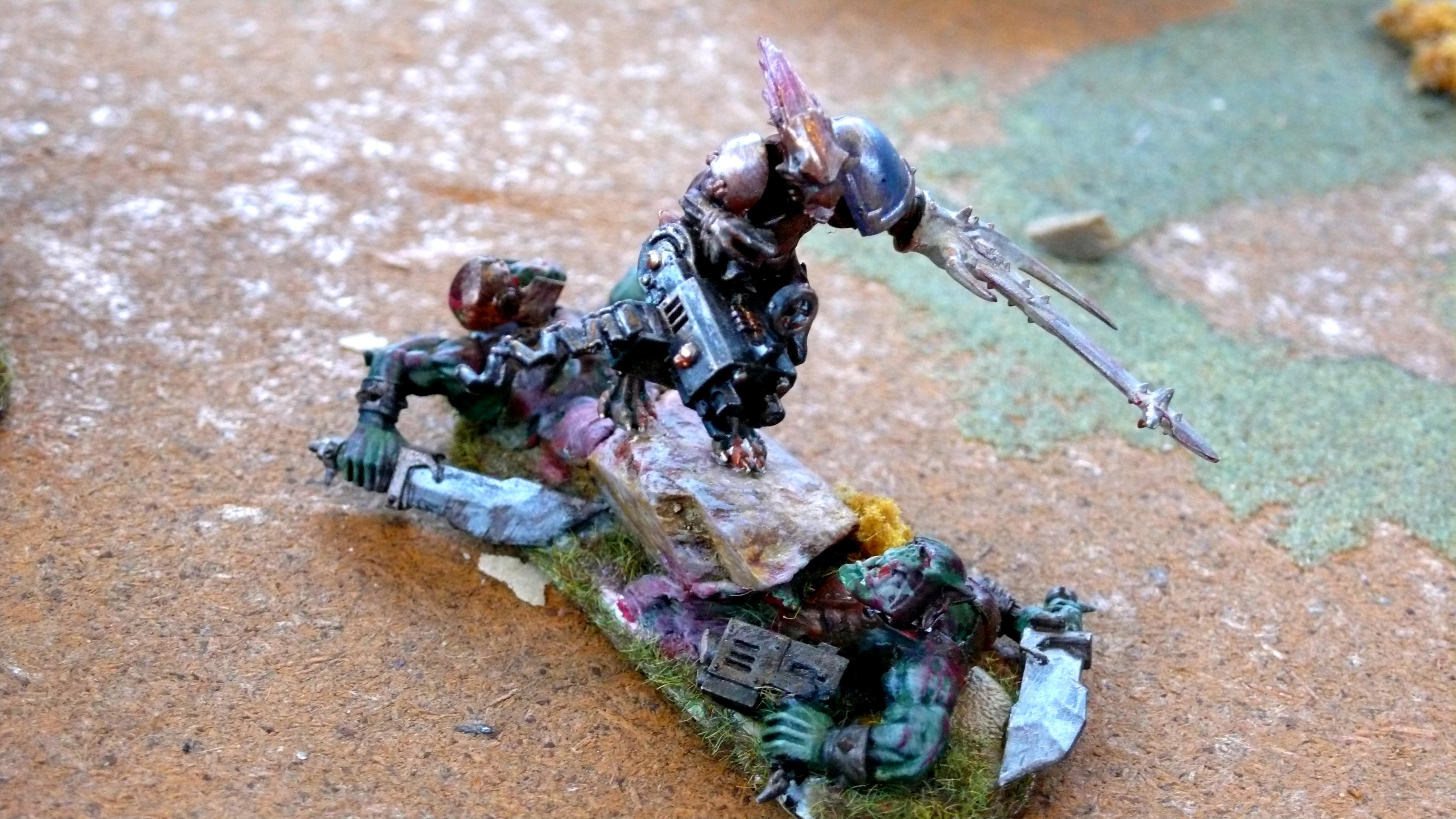 Kroot Master Shaper Ork