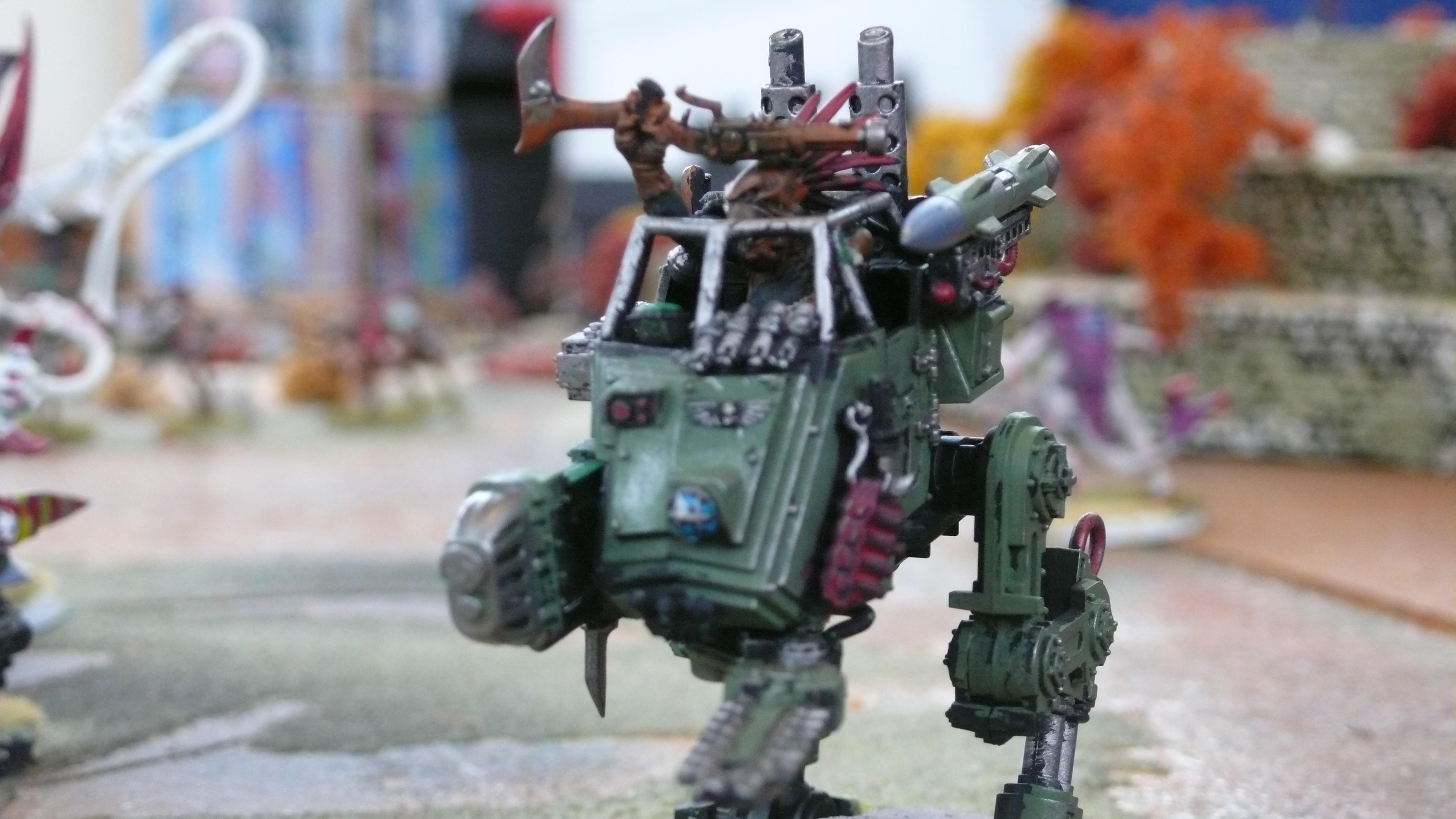 looted sentinel