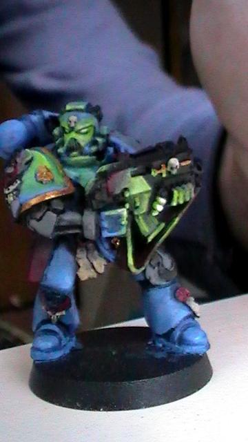 Sternguard, Tyrannic Veteran, Ultramarines