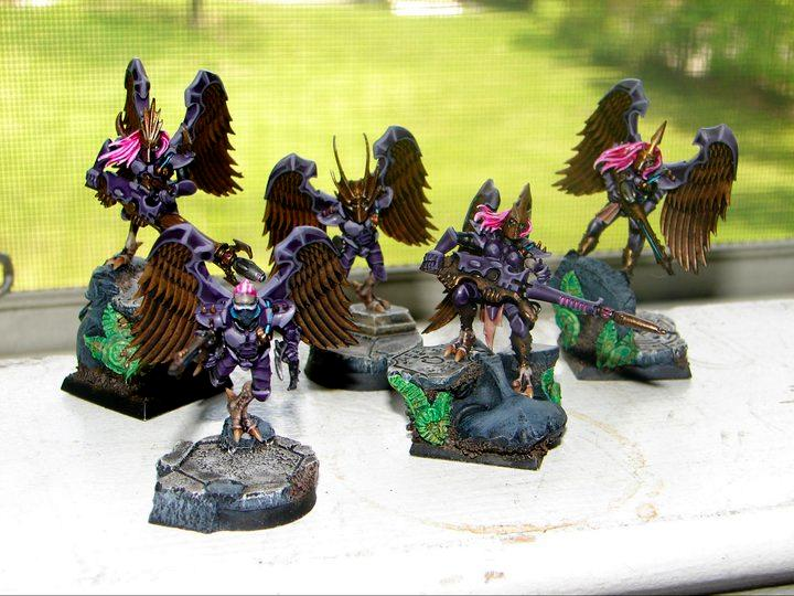 Conversion, Dark Eldar, Scourge