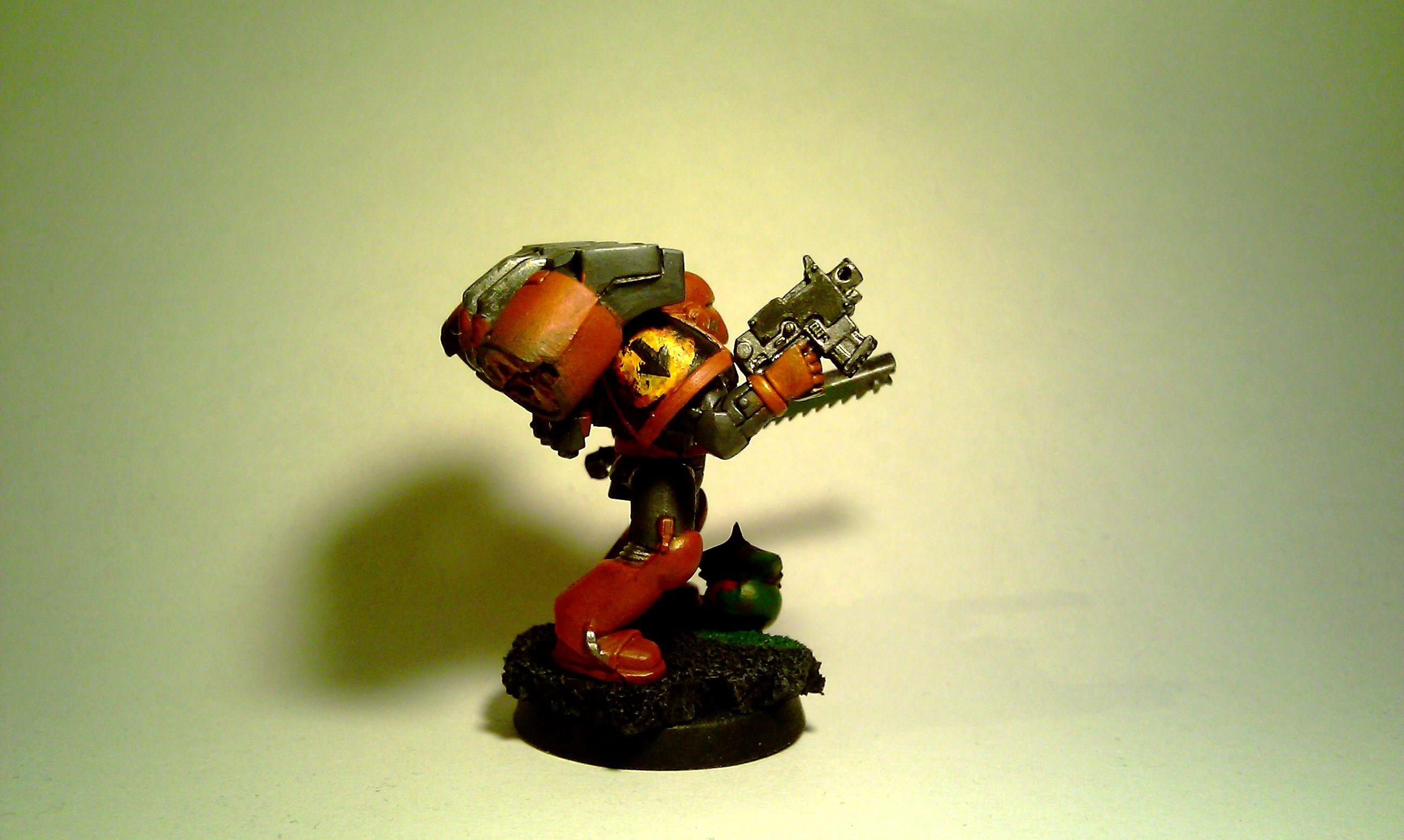 Soh Sons Of Hepheastus Space Marine Chapter