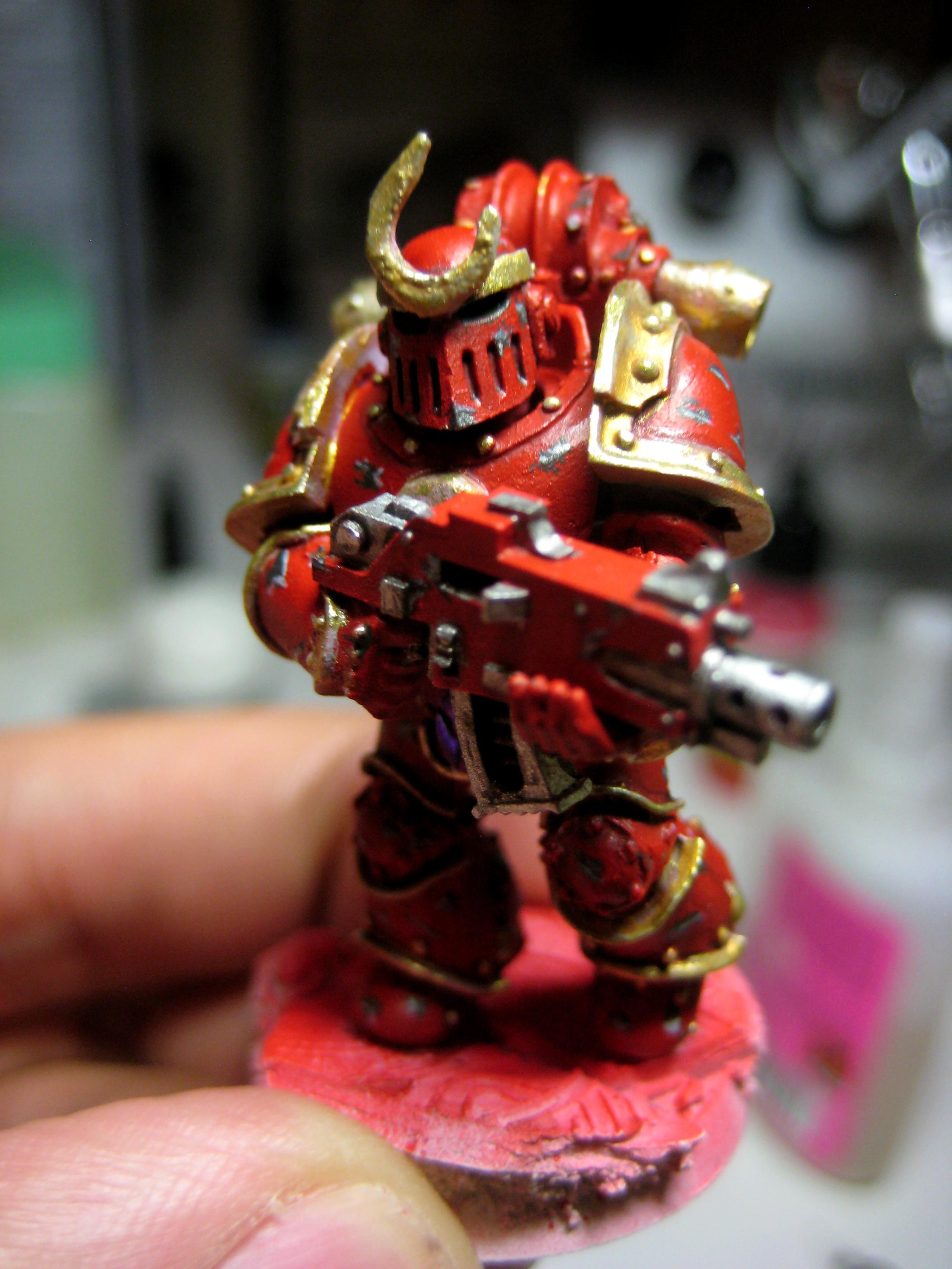 Conversion, Pip, Pre Heresy, Space Marines, Thousand Sons, Warhammer 40,000, Work In Progress