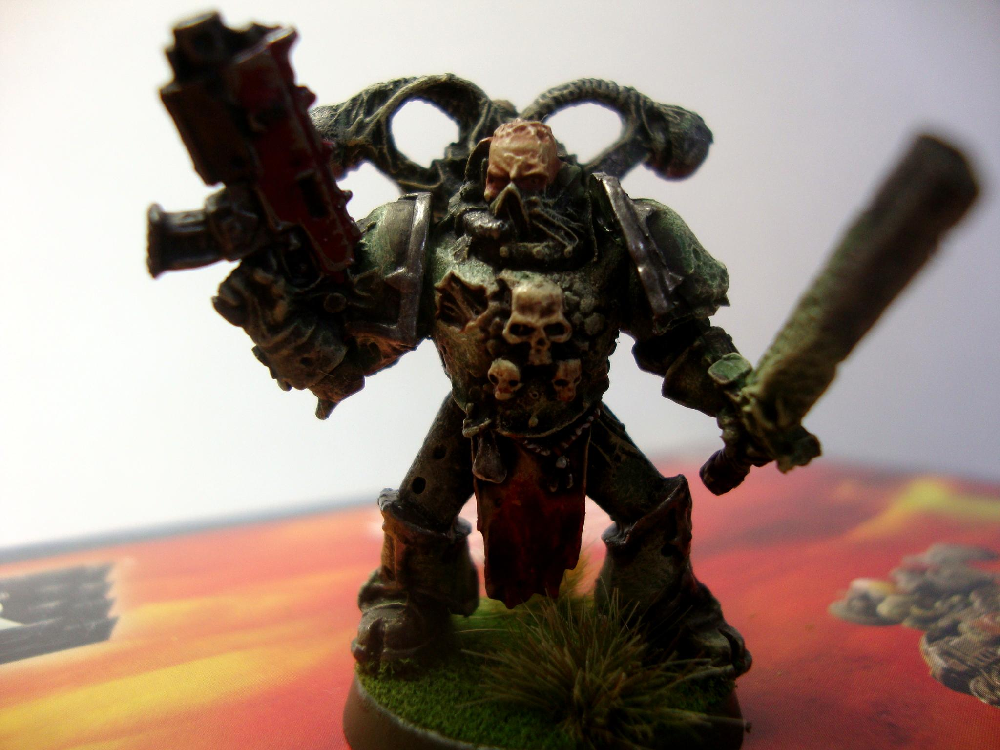 Bolter, Champion, Chaos, Death Guard, Destroyer Plague, Disease, Gore, Mortarion, Mutation, Nurgle, Plague, Plague Marines, Space Marines, Typhus, Warhammer 40,000
