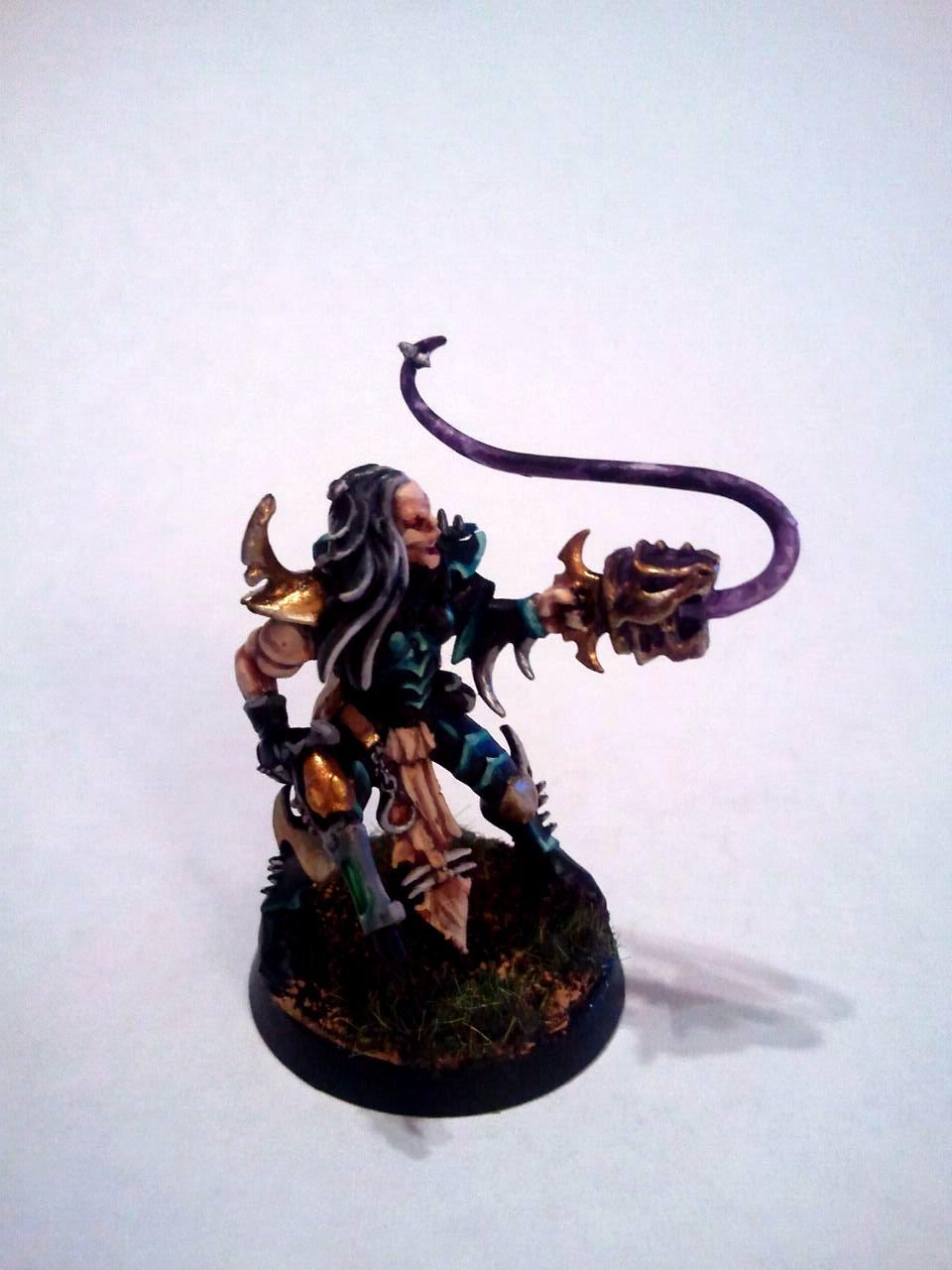 Conversion, Dark Eldar, Lady Malys