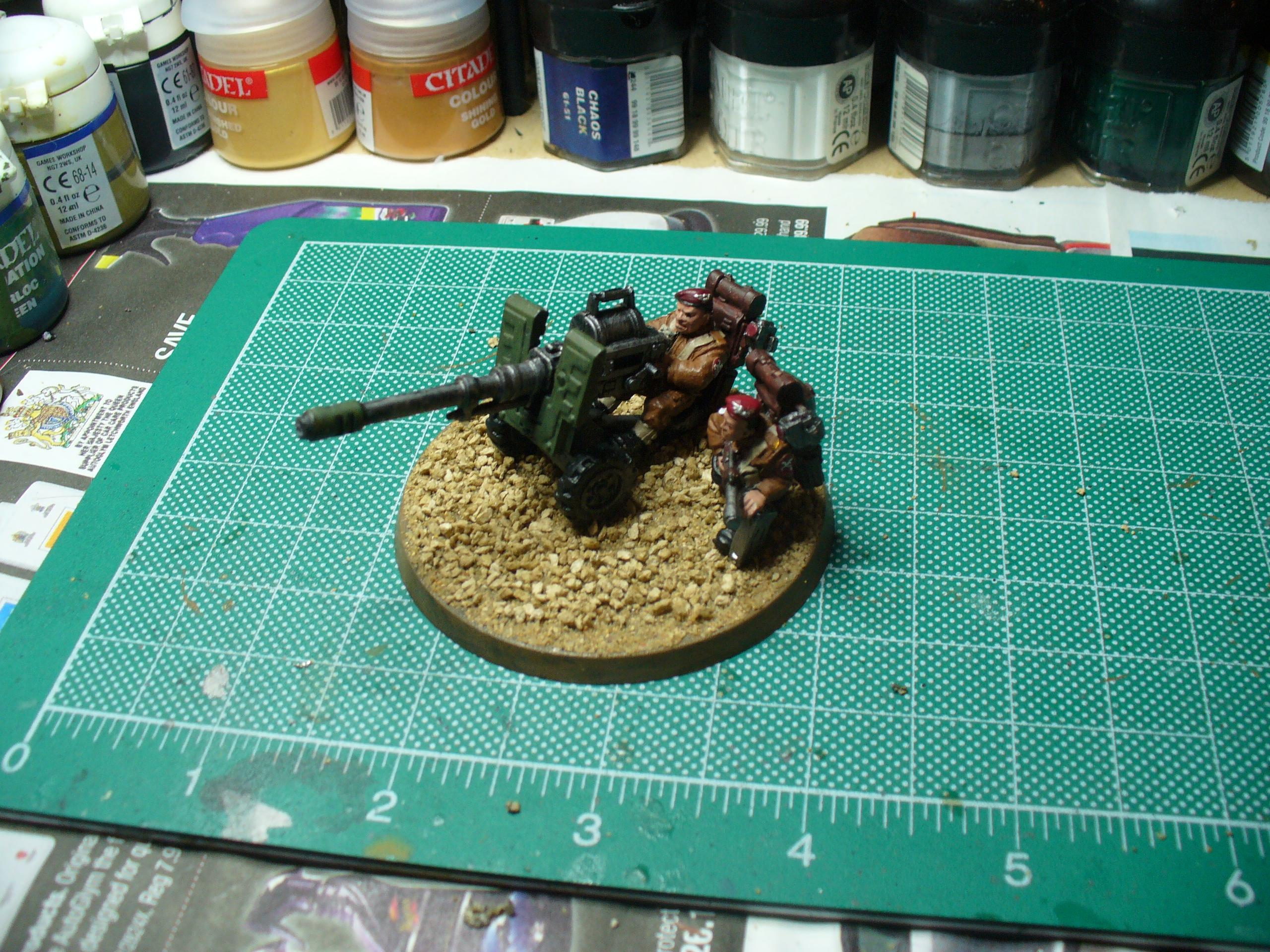 Hwt, Imperial Guard, Close of of the Autocannon HWT