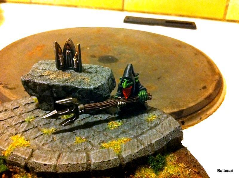 Goblins, Scratch Build, Terrain