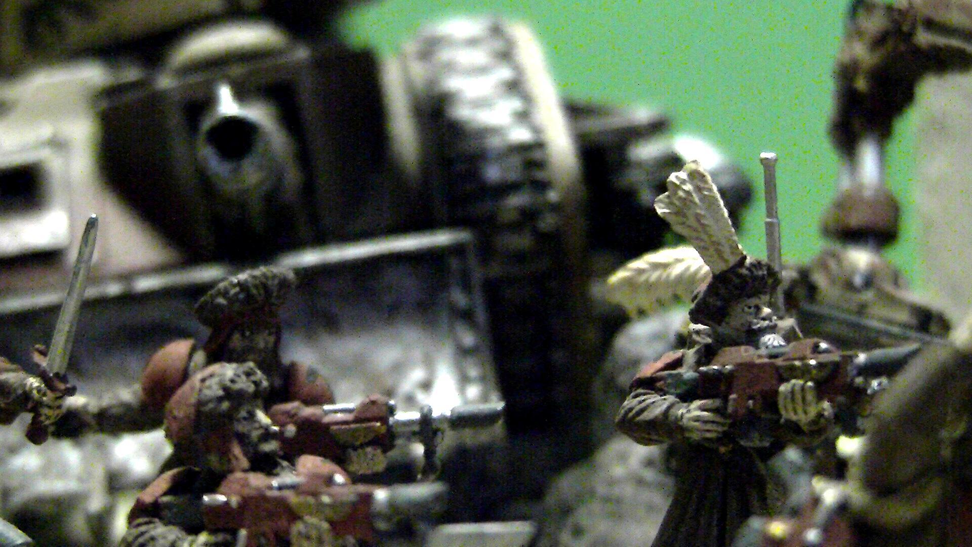 Conversion, Empire, Imperial Guard, Steam Punk, Warhammer Fantasy