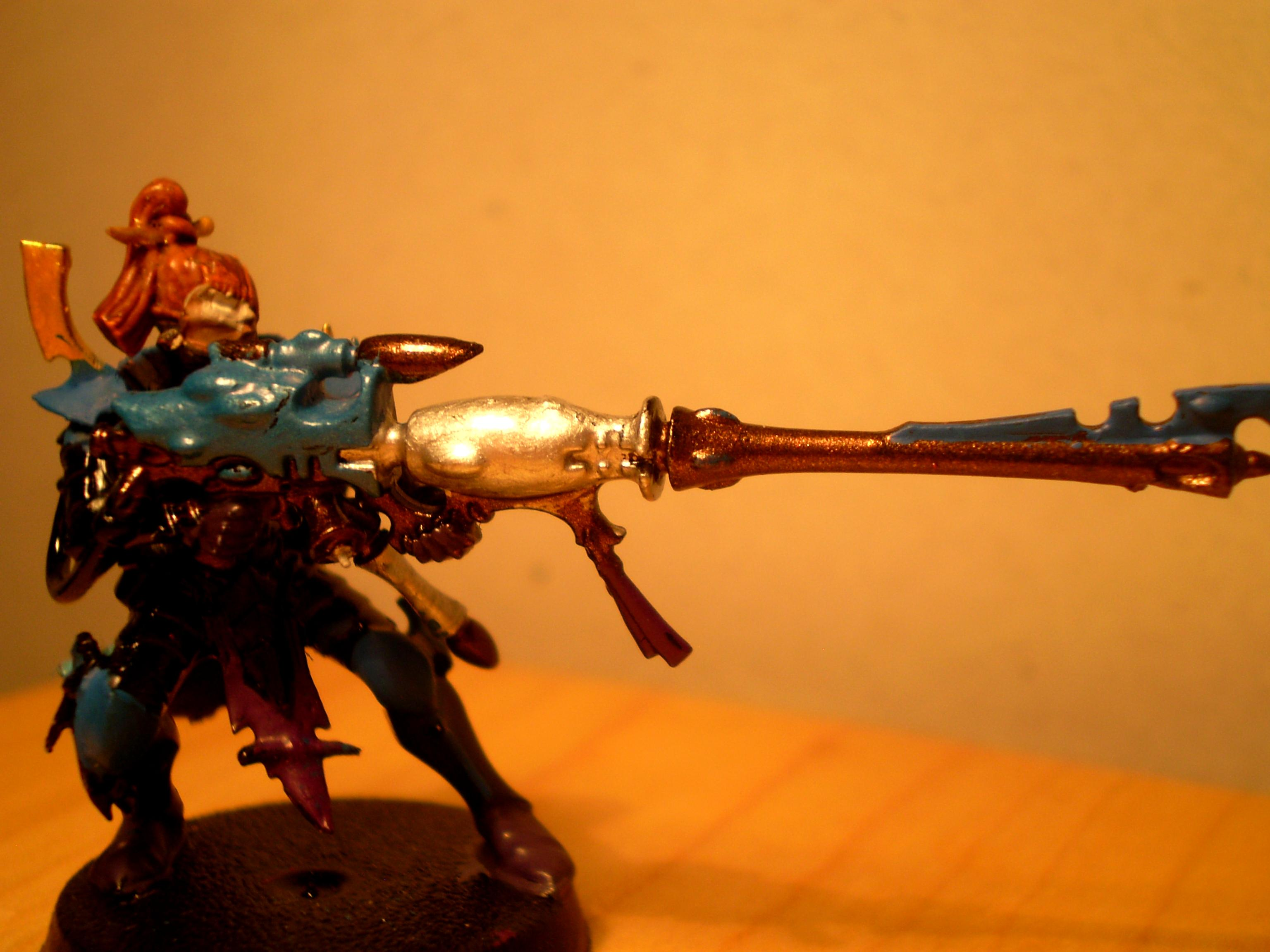 Dark Eldar, Blue Lance (WIP)