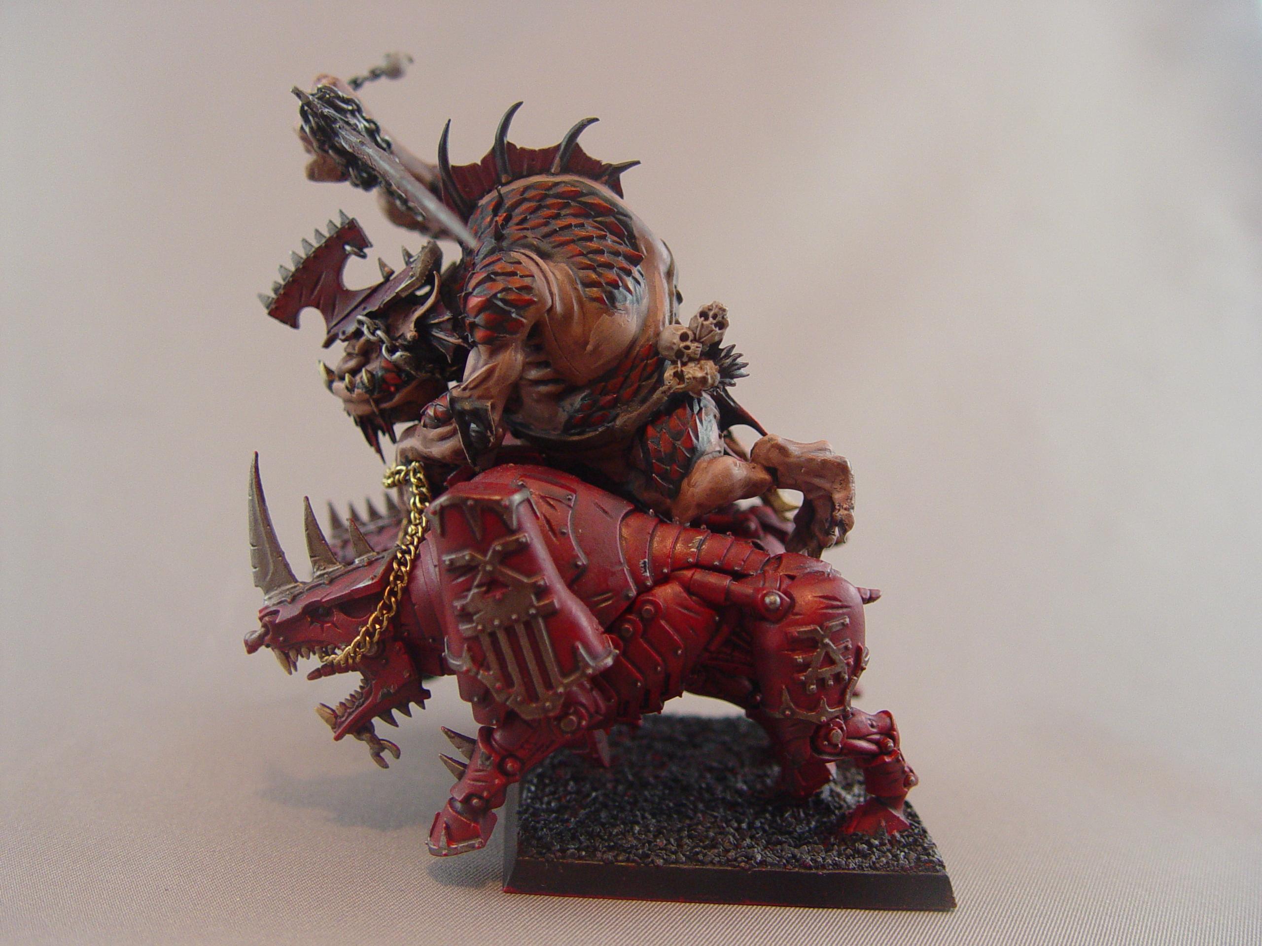 Troll Juggernaught Side