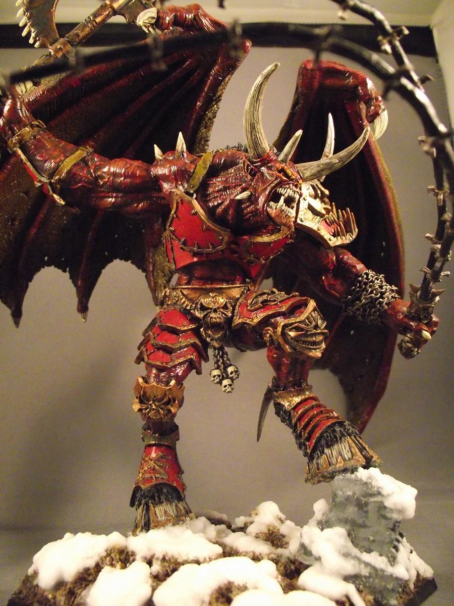 Balrog, Greater Daemon, Khorne