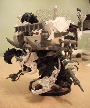 Carnifex, Looted, Orks