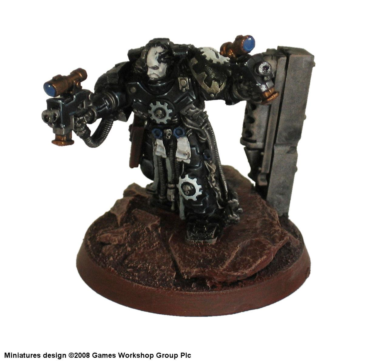 Father, Forge, Hands, Iron, Master, Science-fiction, Space, Space Marines, Techmarine, Warhammer 40,000