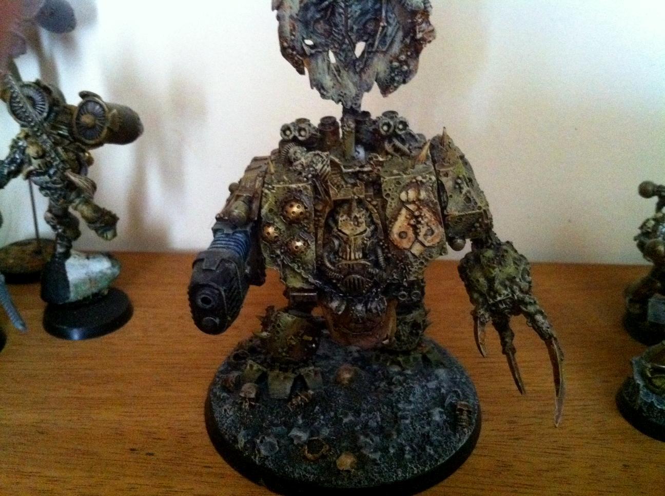 Chaos, Death Guard, Nurgle