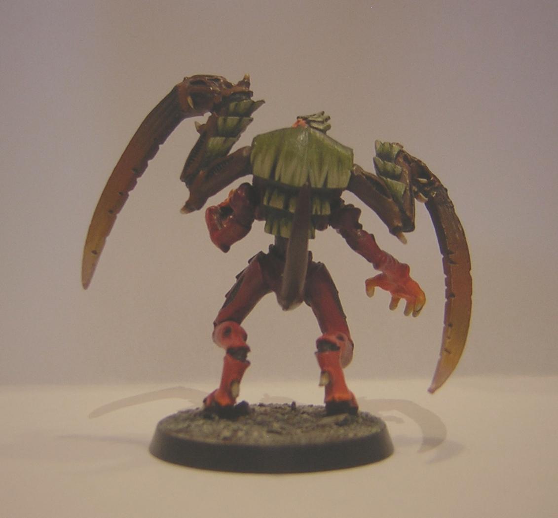 Bug, Buggyman, Lictor, Talons, Tyranids