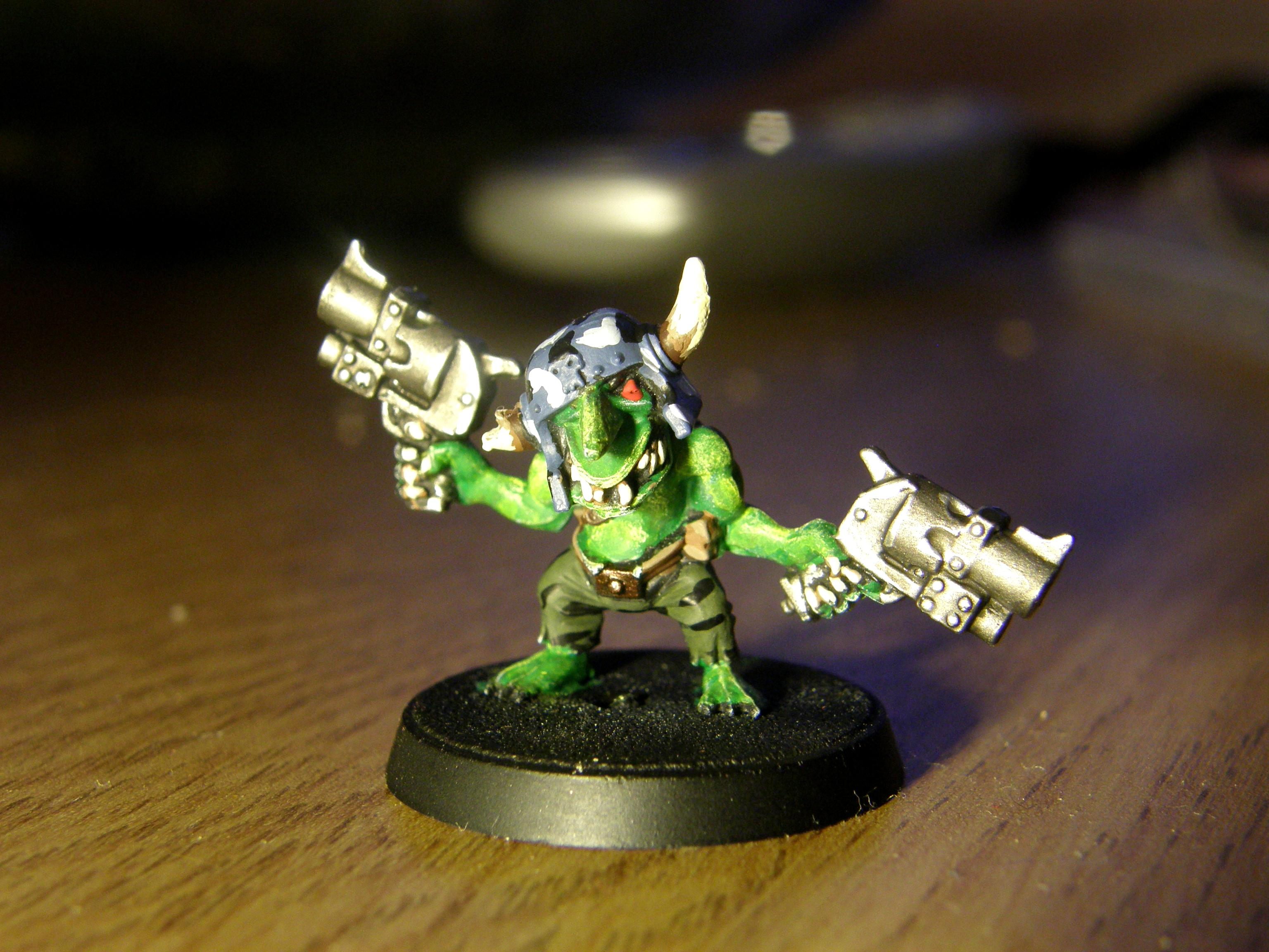 Gretchin, Grots, Orks