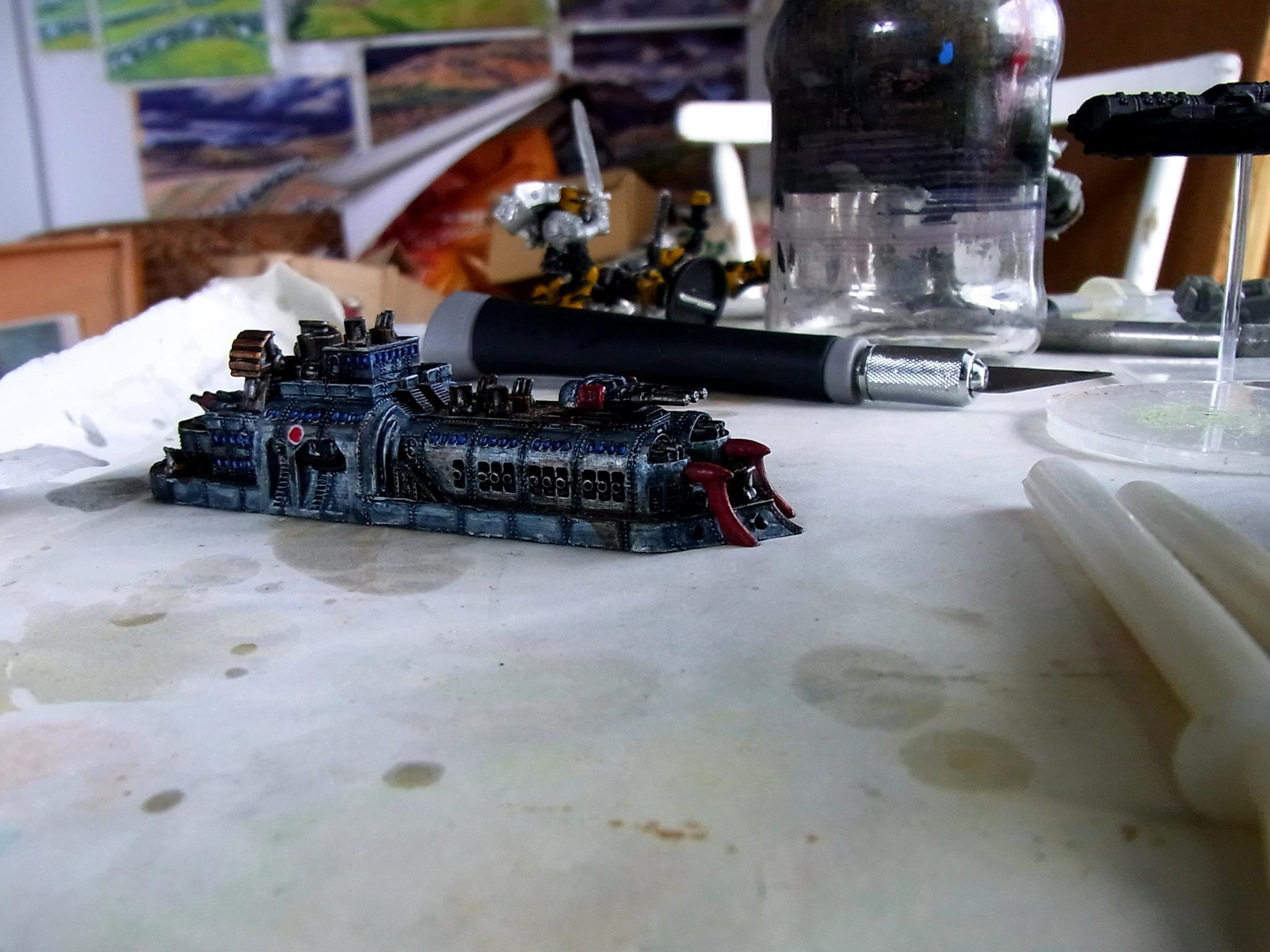 Battleship, Eotbs, Shield Generator
