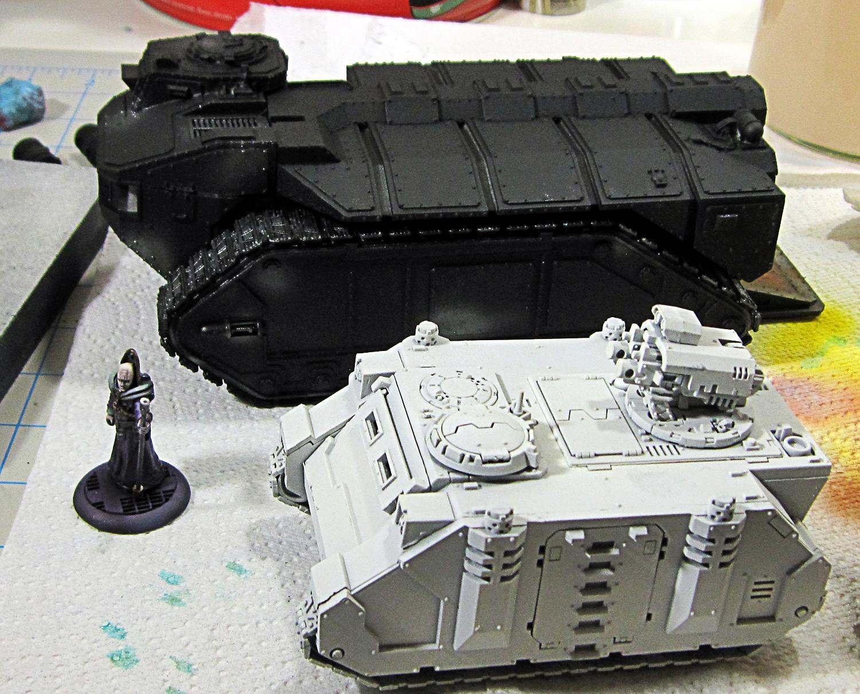 Armored Car, Crassus Armored Assault Transport, Cult, Forge World, Genestealer, Genestealer Cult, Hybrid, Imperial Guard