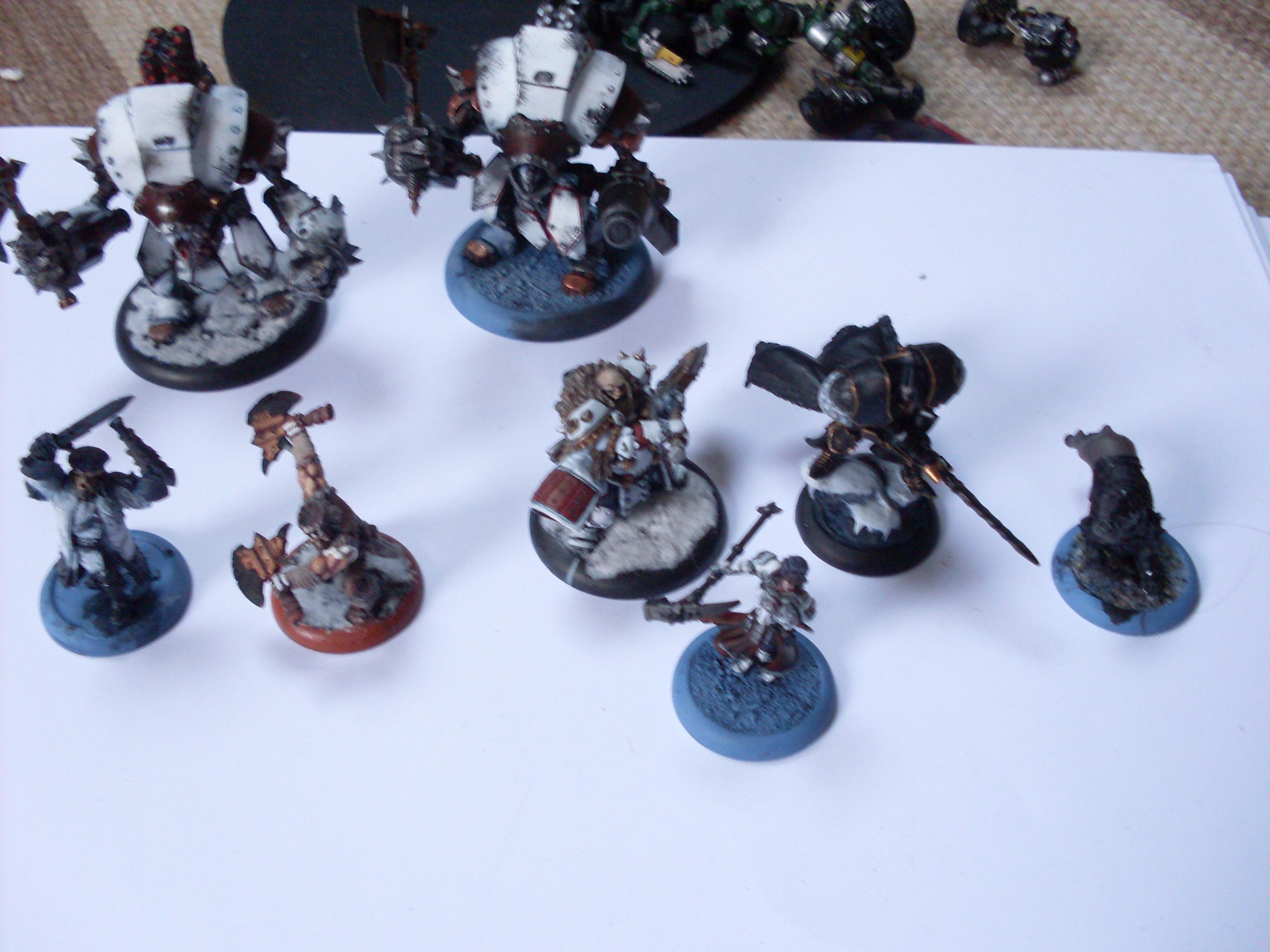 My Khador army so far (06/15)