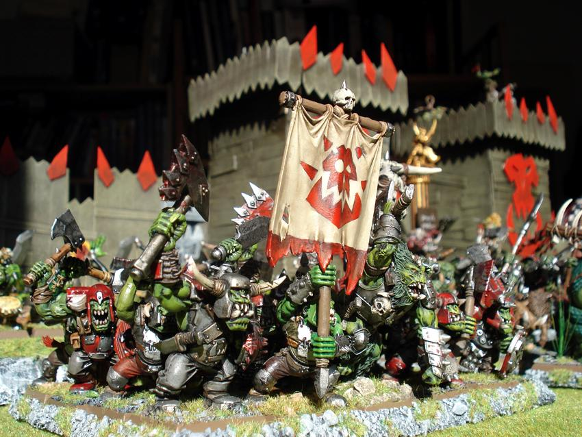 Base, Orcs And Gobelins, Troll, Warhammer Fantasy