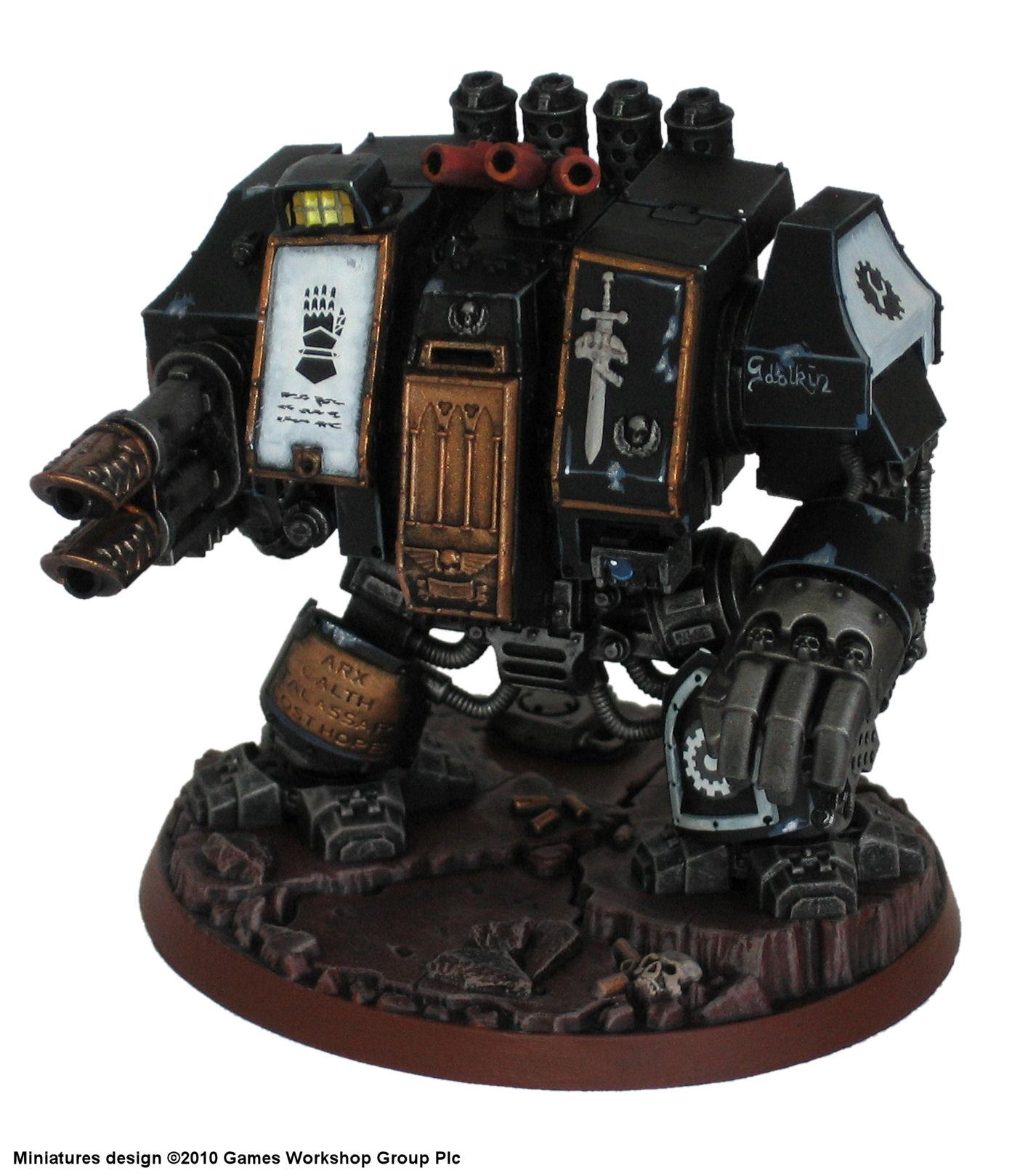 Dreadnought, Gdolkin, Hands, Iron, Science-fiction, Space, Space Marines, Venerable, Warhammer 40,000