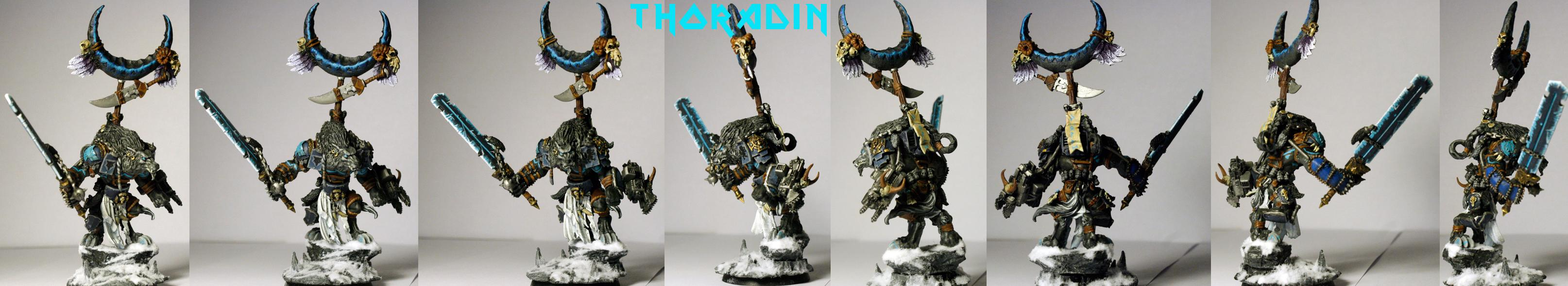 Frostblade, Frostweapon, Sakrileg, Space Wolves, Thoradin, Whitefang, Wolf Lord, Wolflord, Wulfen, Wulfen Lord, Wulfenlord