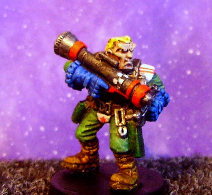 Chainsaw, Mercenary, Rogue Trader, Rt