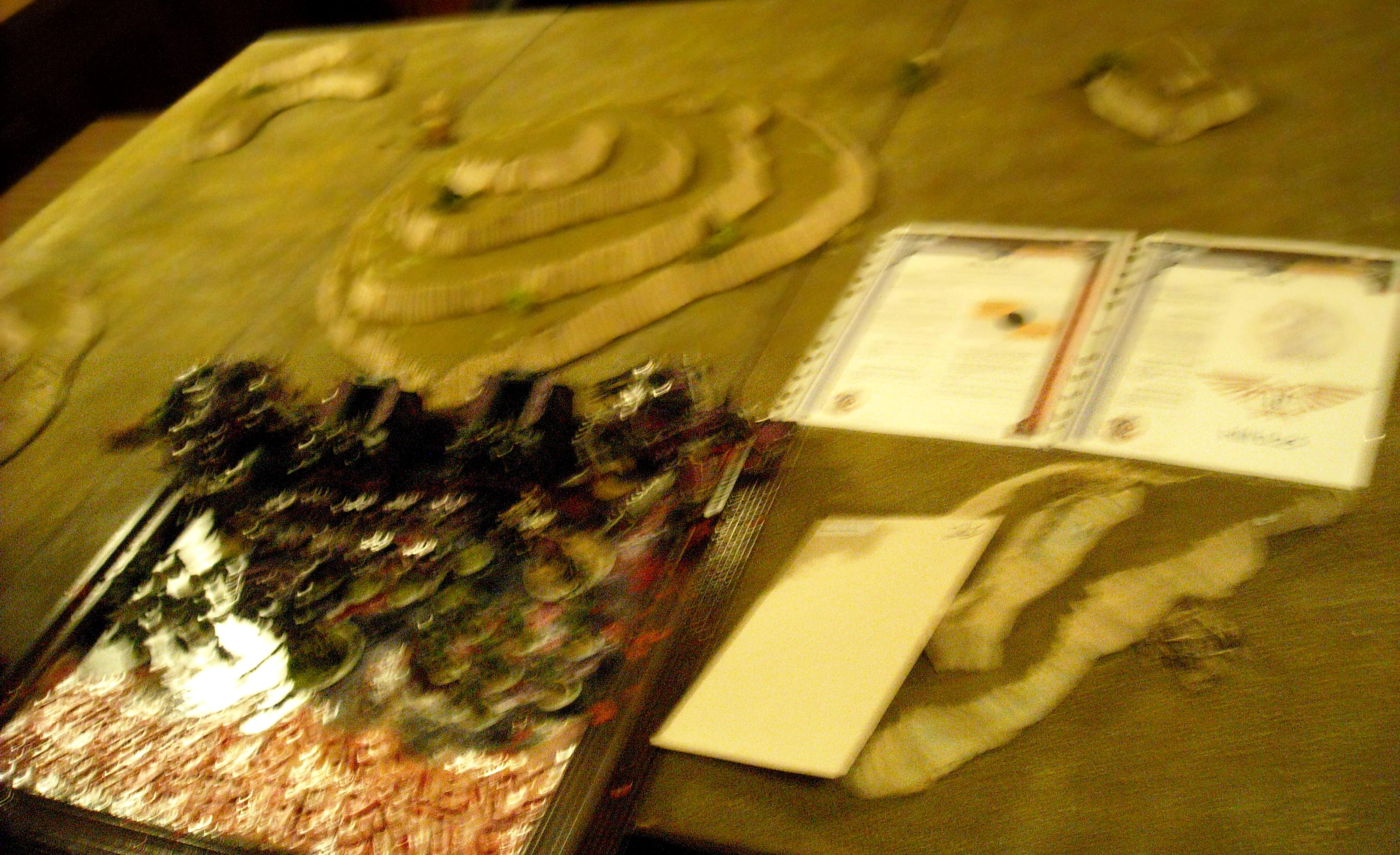 Terrain, Hill Oh-Two-Five table