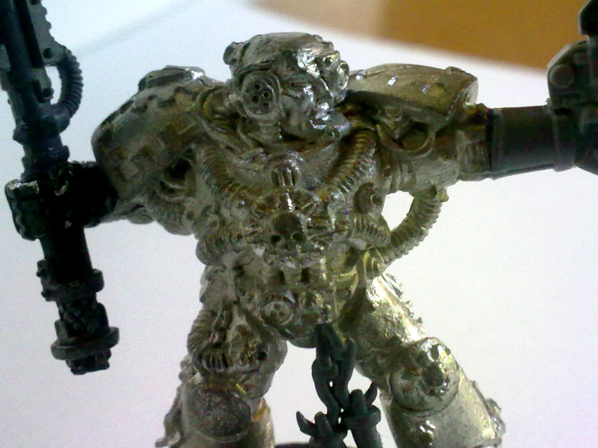 Chaos Space Marines, Iron Warriors, Space Crusade