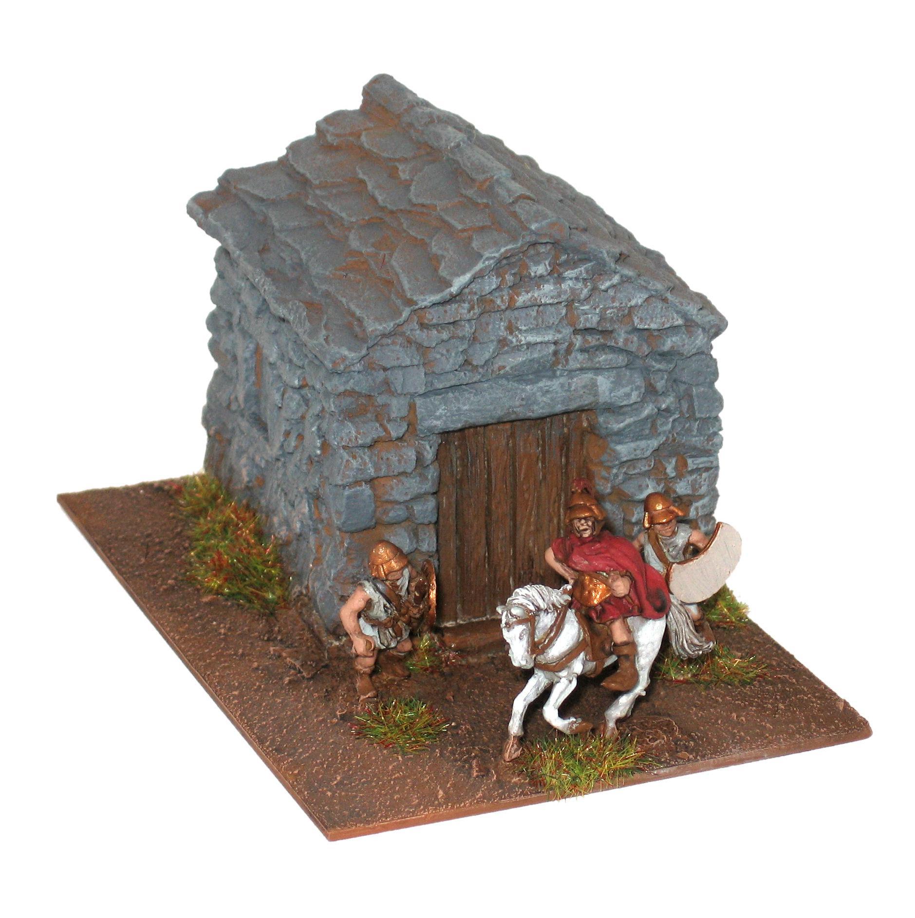 15mm, Antiquitatis, Bellis, Camp, Dba, Macedonian, Objective Marker, Terrain