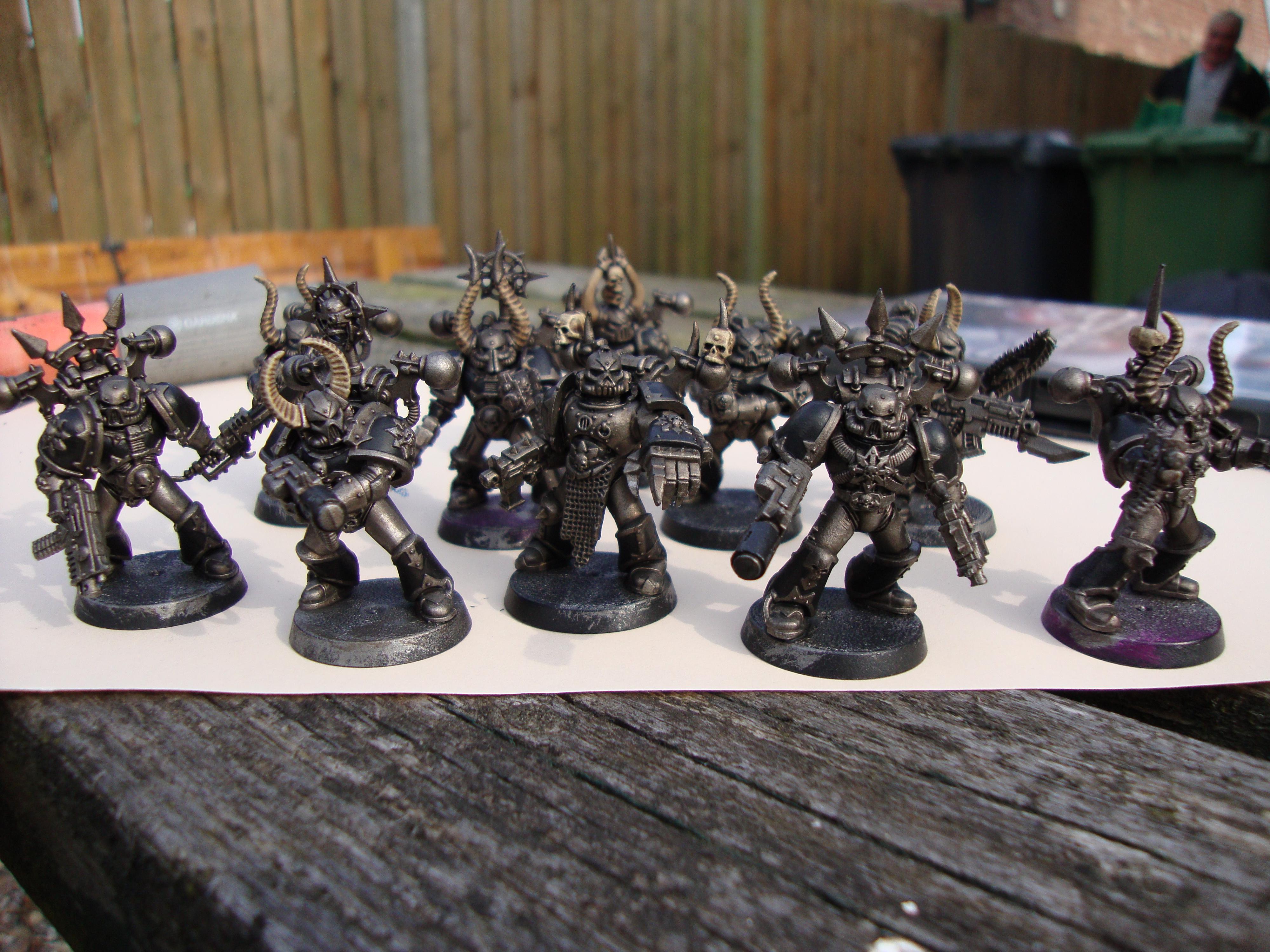Chaos, Space Marines, Warhammer 40,000