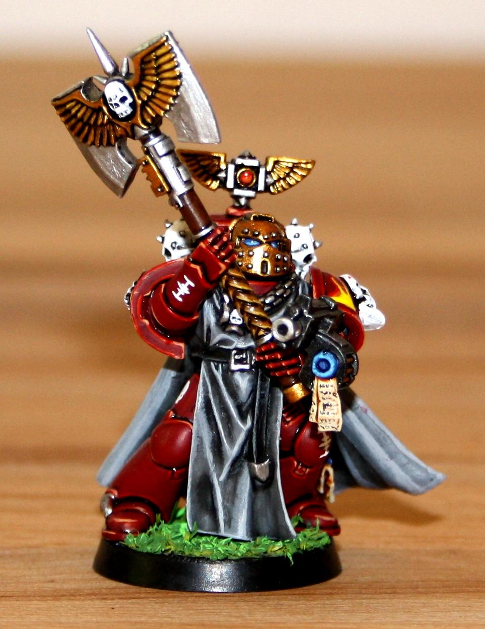 Honor Guard, Red Hunters, Space Marines