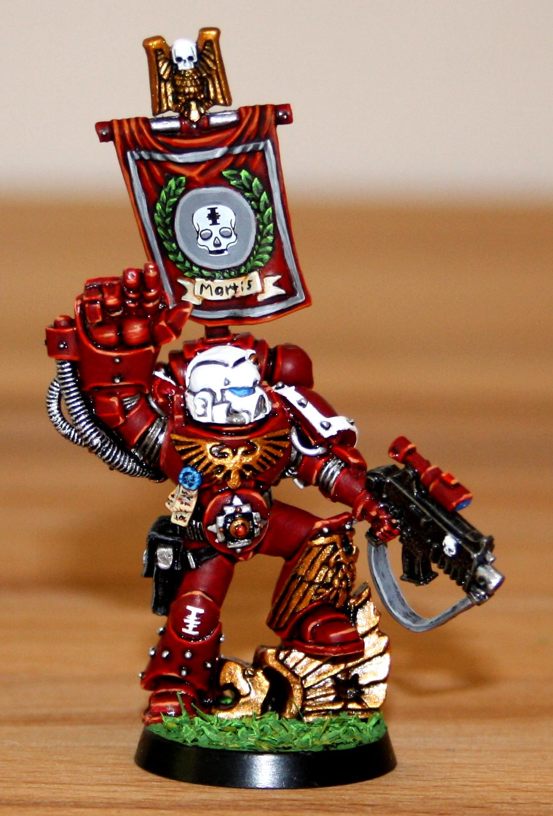 Rd Hunters, Sergeant, Space Marines, Sternguard
