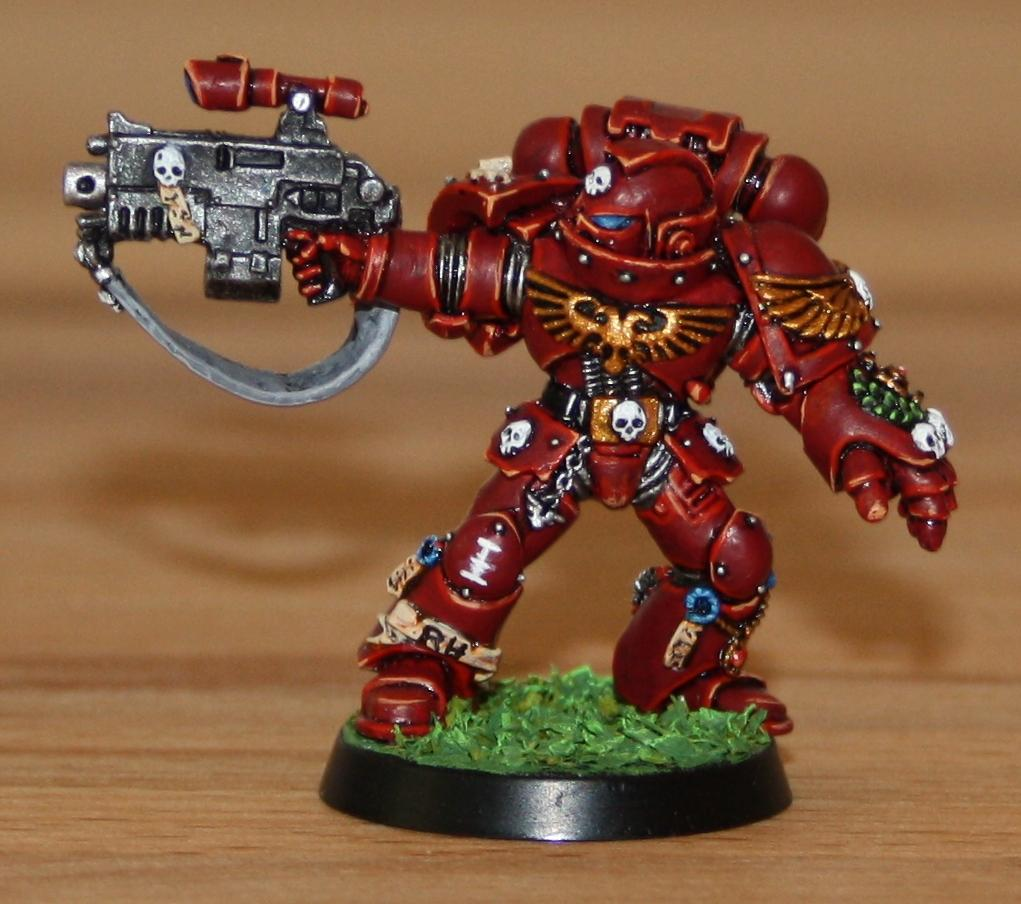 Red Hunters, Space Marines, Sternguard