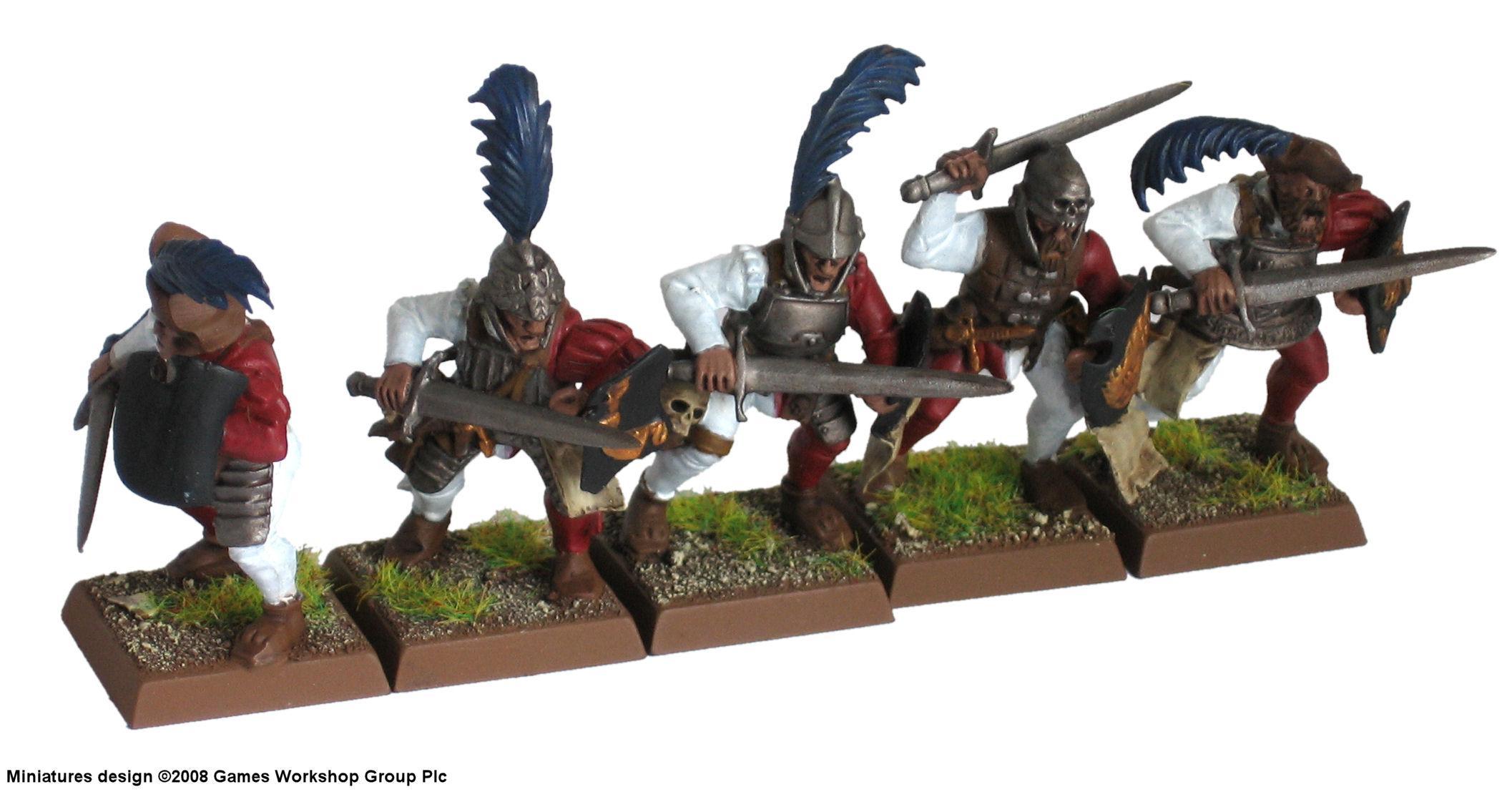 Detachment, Empire, Swordsmen, Talabheim, Warhammer Fantasy
