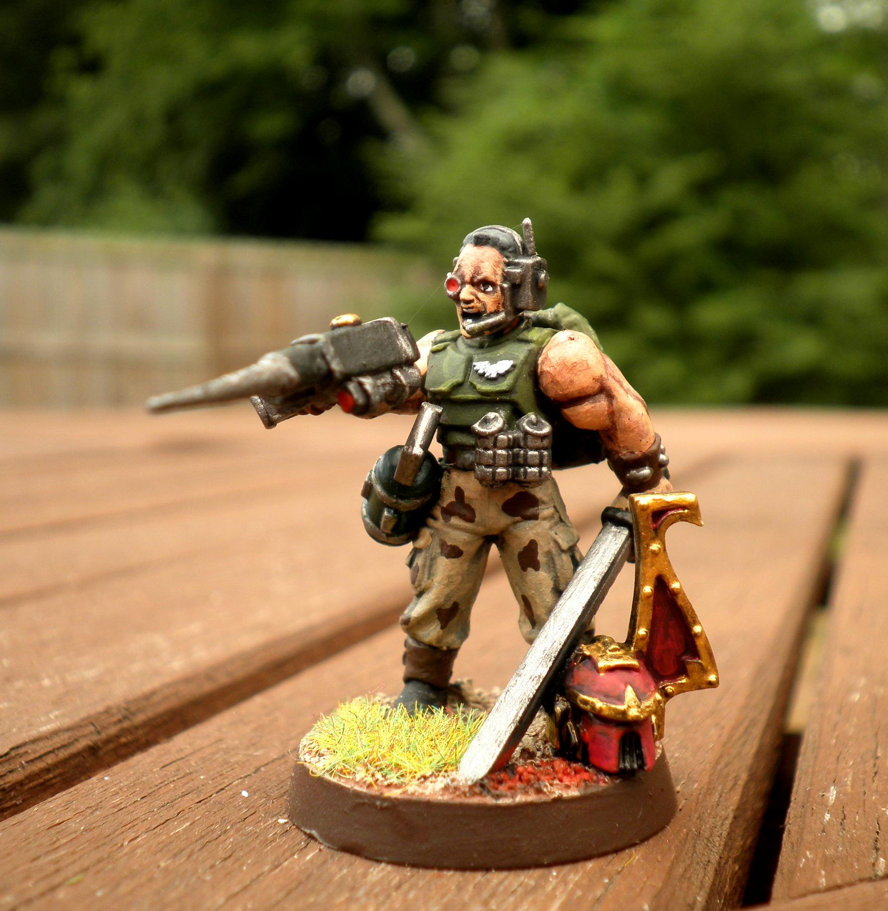 Imperial Guard, Sly Marbo