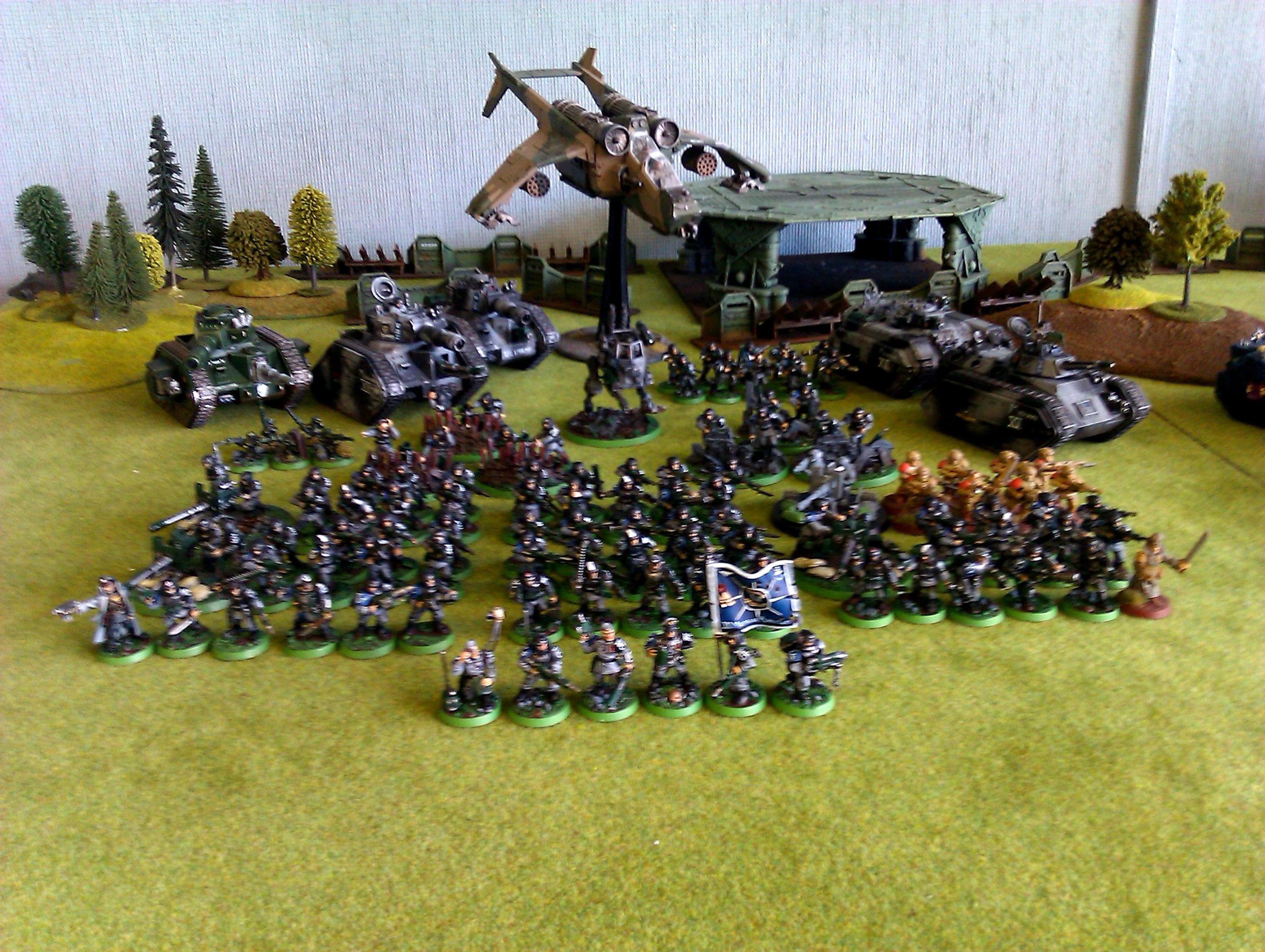 Awesome, Battle Report, Imperial Guard, Nids, Pdf, Space Marines, Tyranids, Ultramarines, Warhammer 40,000