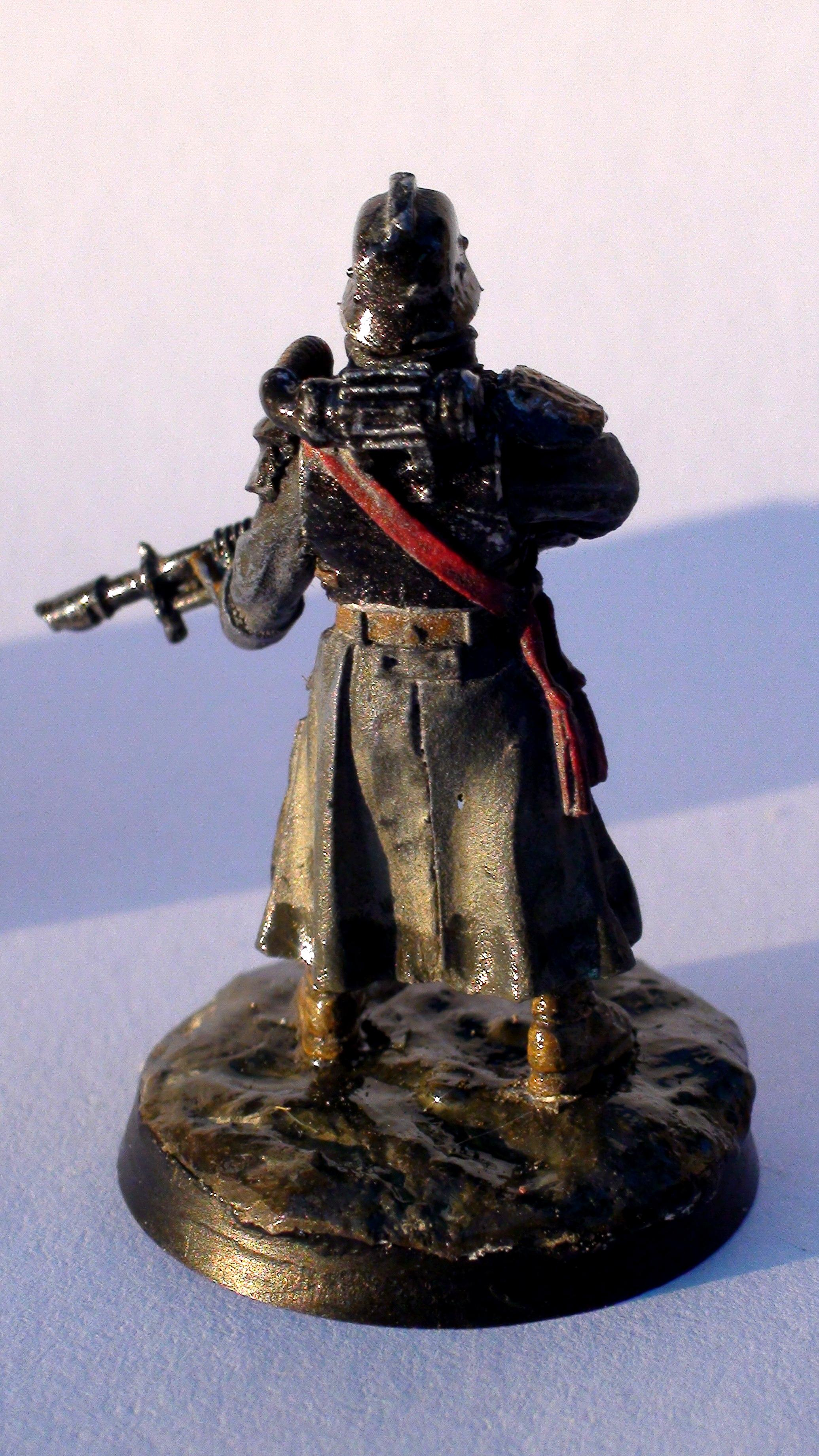 Command Squad, Death Korps of Krieg, Headquarters, Imperial Guard, Warhammer 40,000, Warhammer Fantasy, Witch Hunters